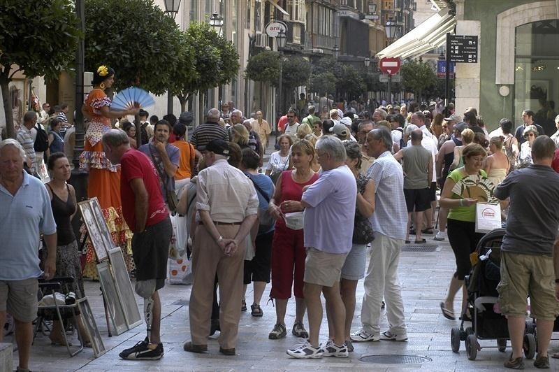 Los españoles viajaron un 3,2% menos hasta noviembre