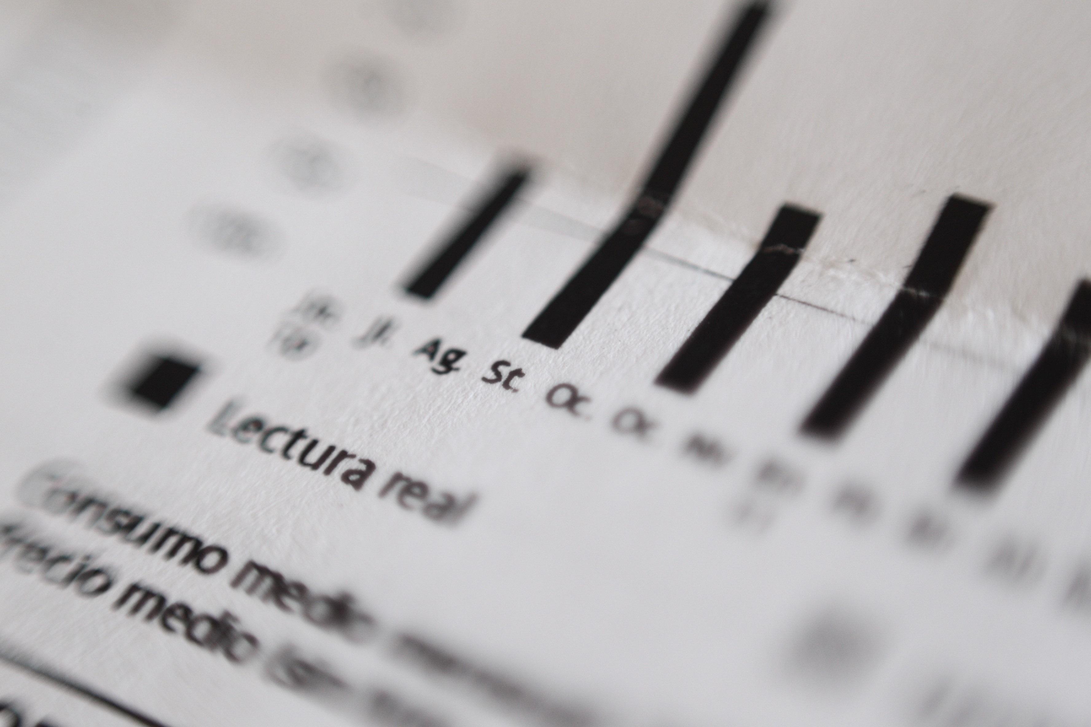 Sólo el 15% de los clientes asegura entender completamente la factura de la luz