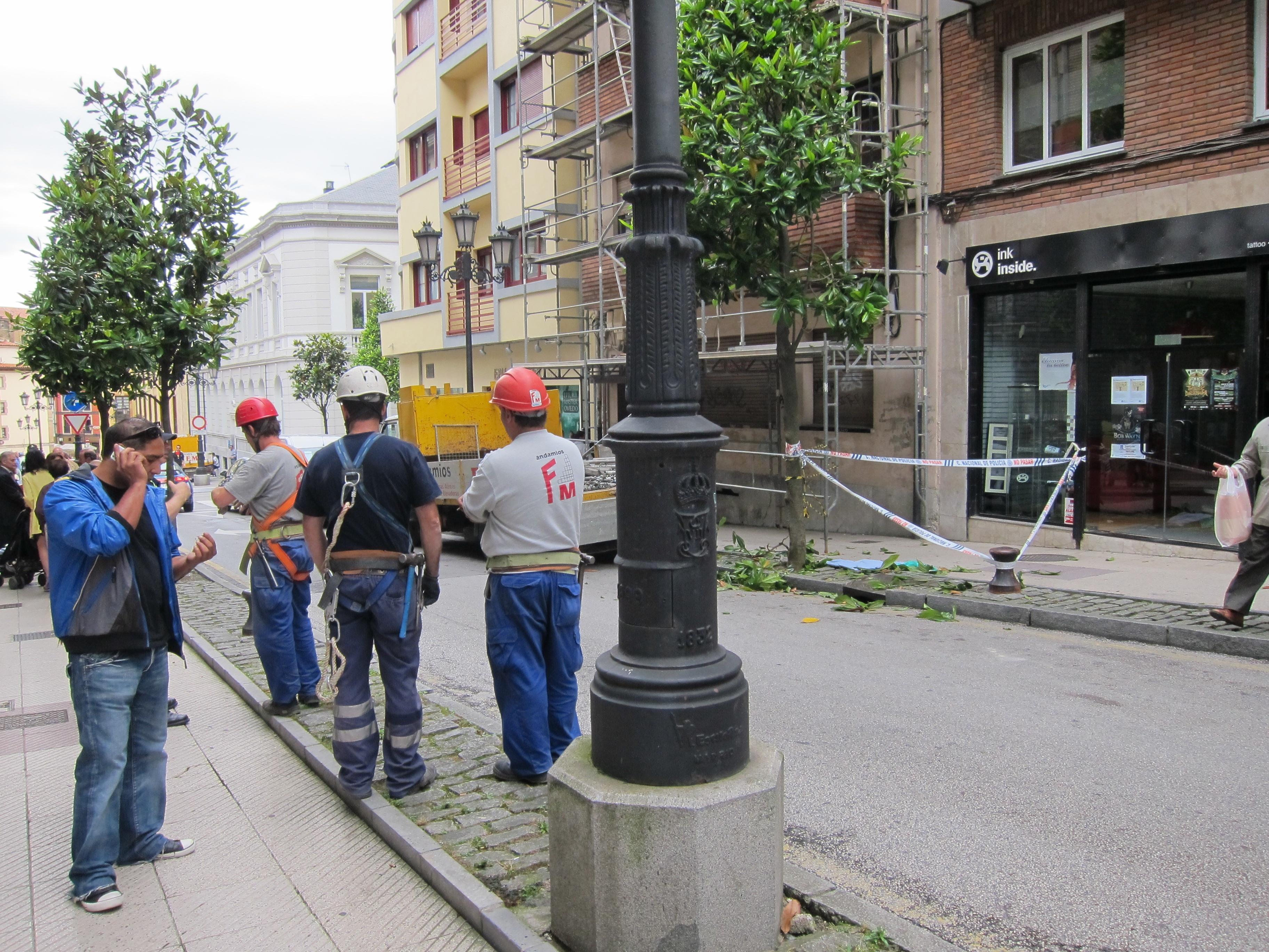 La siniestralidad laboral aumenta un 0,4% en la Comunitat Valenciana hasta octubre