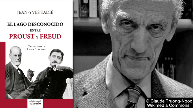 »El lago desconocido» rastrea el territorio líquido que comparten Freud y Proust