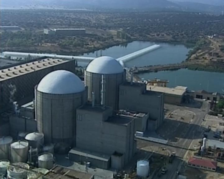 La central nuclear de Almaraz II comunica al CSN un fallo en una pieza del alternador
