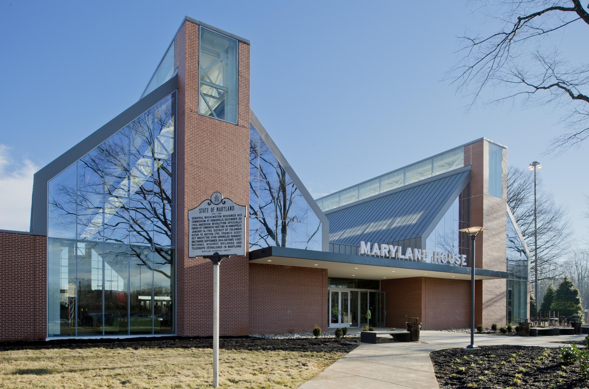 Áreas inaugura en Maryland (EE.UU.) un área de servicio de 4.000 metros cuadrados