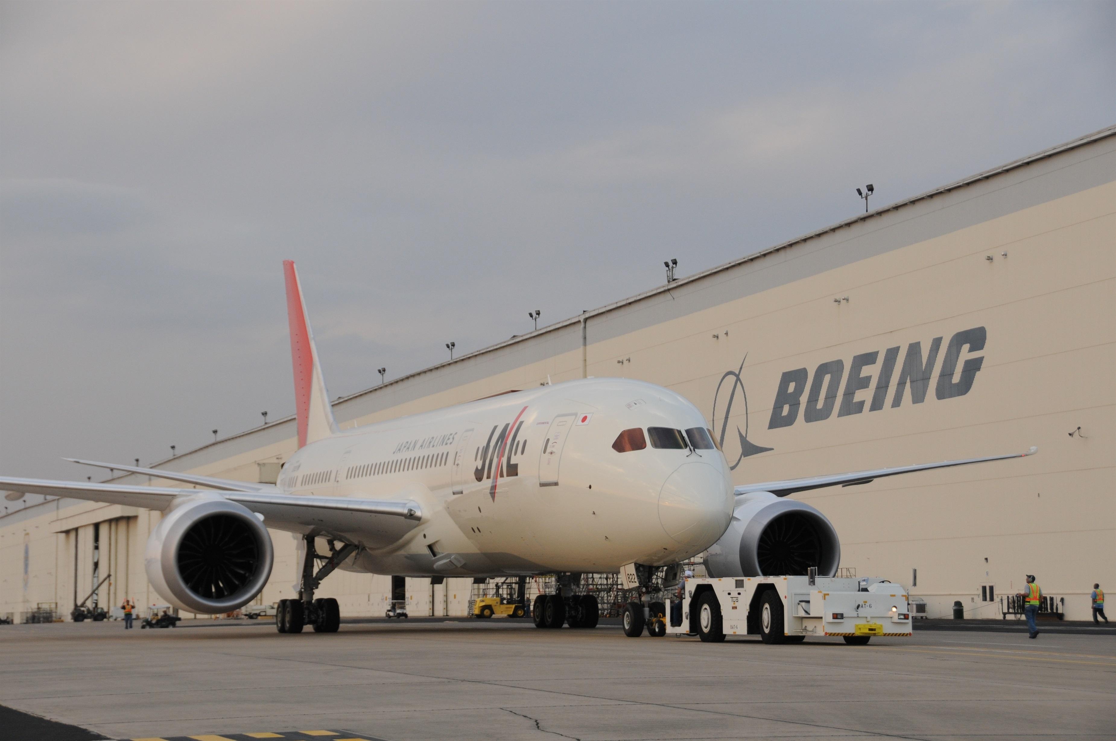Boeing aumentó un 18% su beneficio en 2013, hasta 3.358 millones