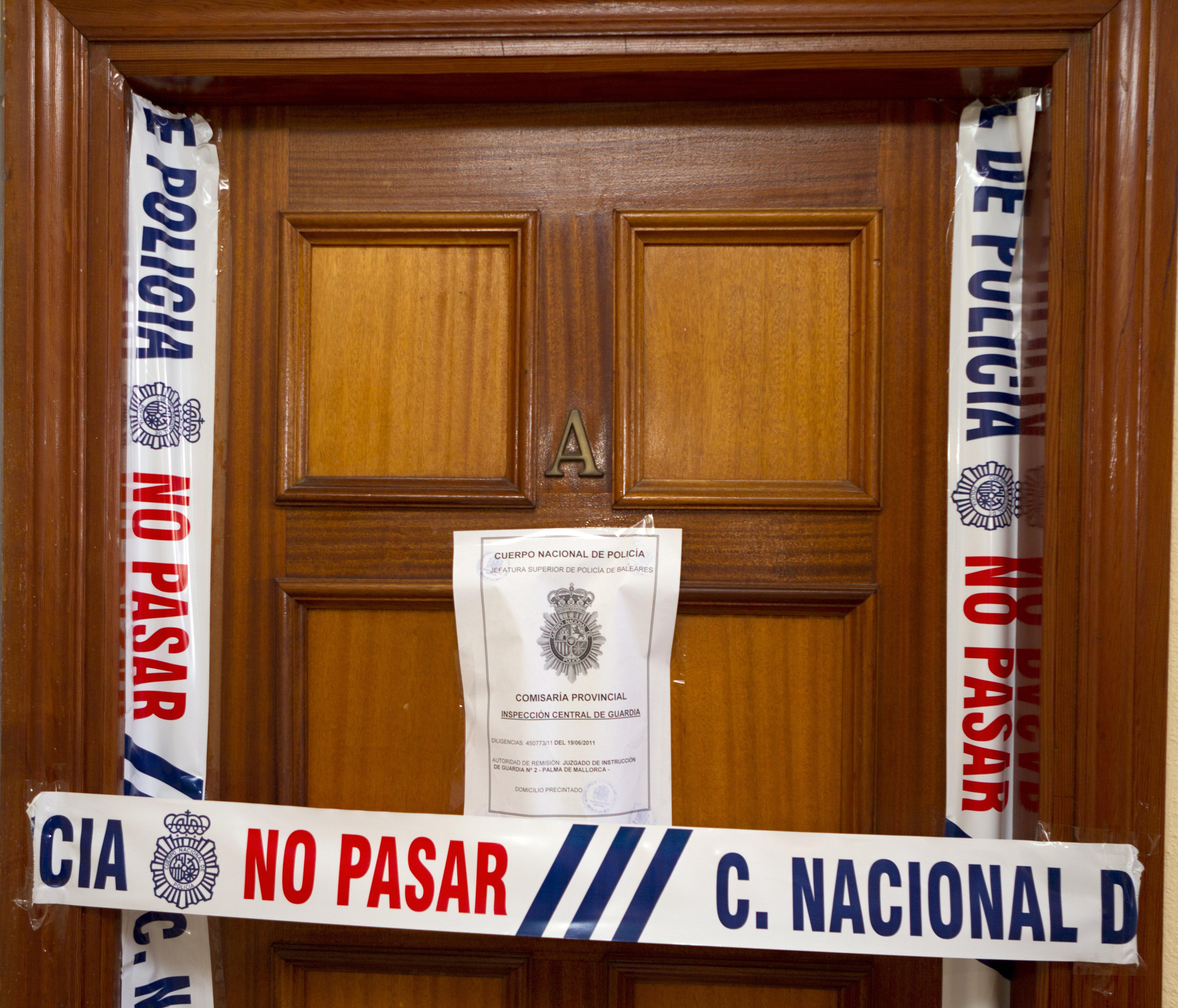 Condenan a 12,6 a la madre y 10 años a su pareja por matar a la hija de 8 años de una paliza en Palma