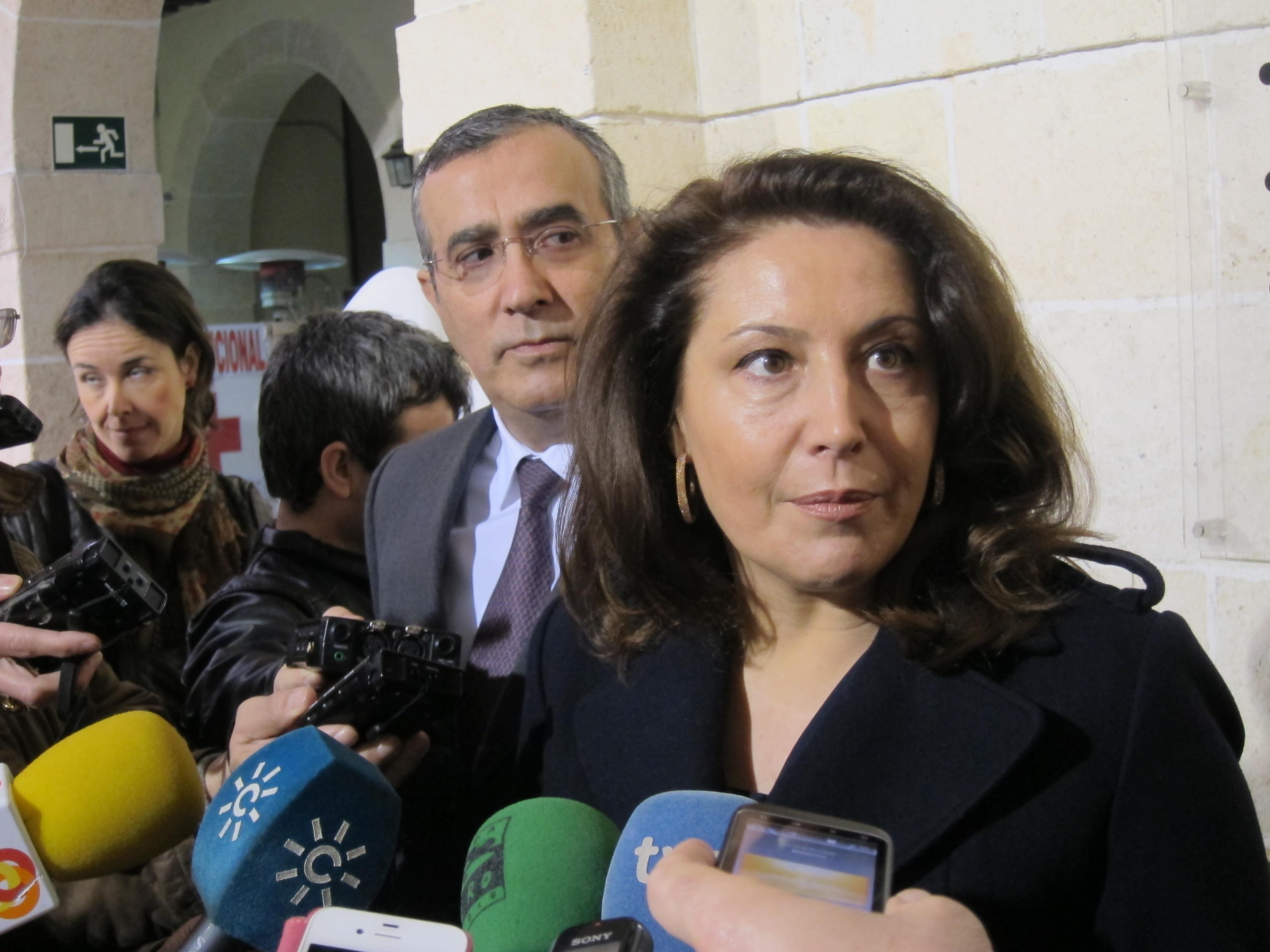 Crespo insta a Díaz a «estudiar» nueva PAC, «beneficiosa para Andalucía», antes de pedir «trato igualitario» en Bruselas