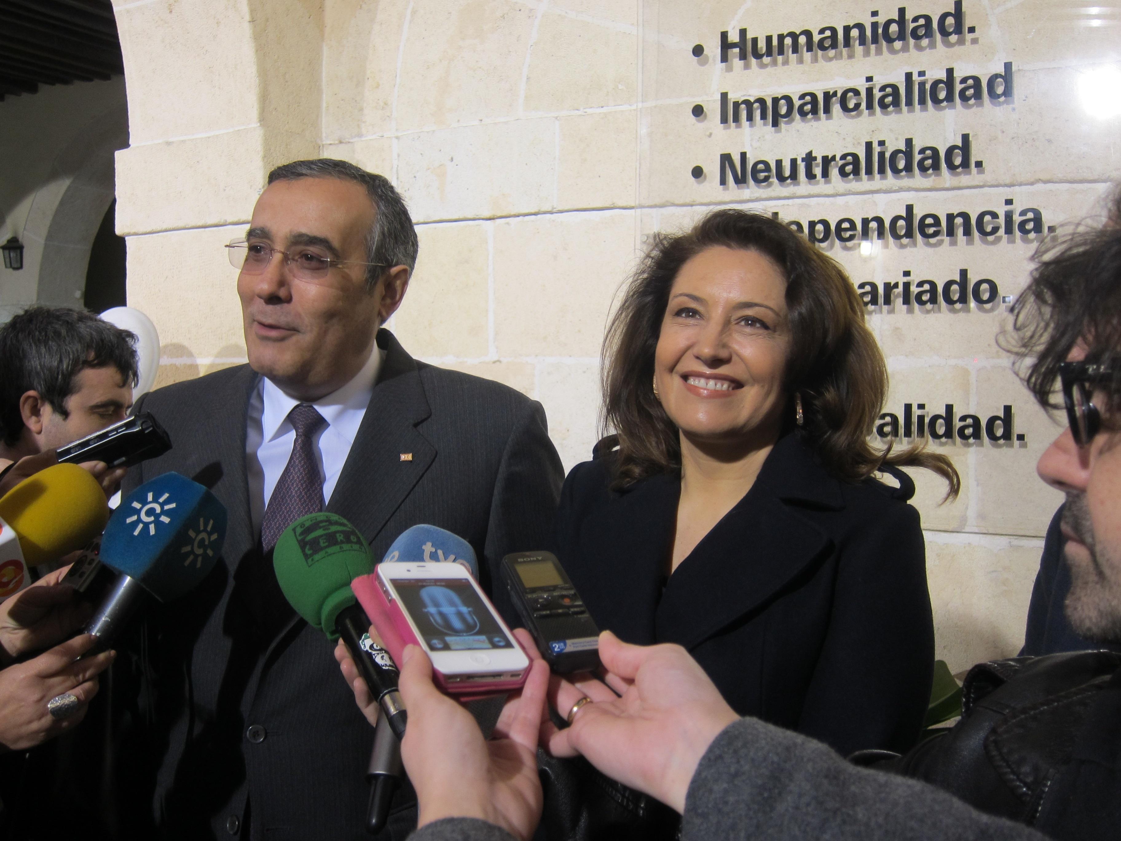Crespo anuncia que las asociaciones andaluzas recibirán en 2014 más de 37,2 millones de euros del IRPF