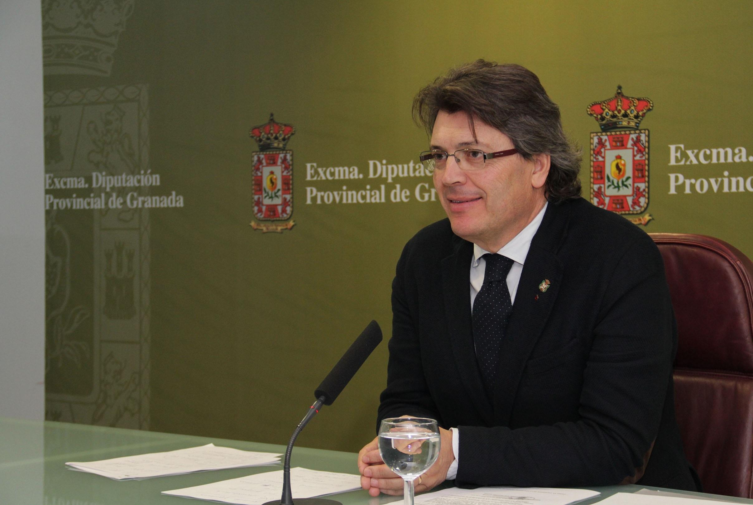 Diputación aborda este jueves en pleno el reglamento para cambios de puesto de trabajo por motivos de salud