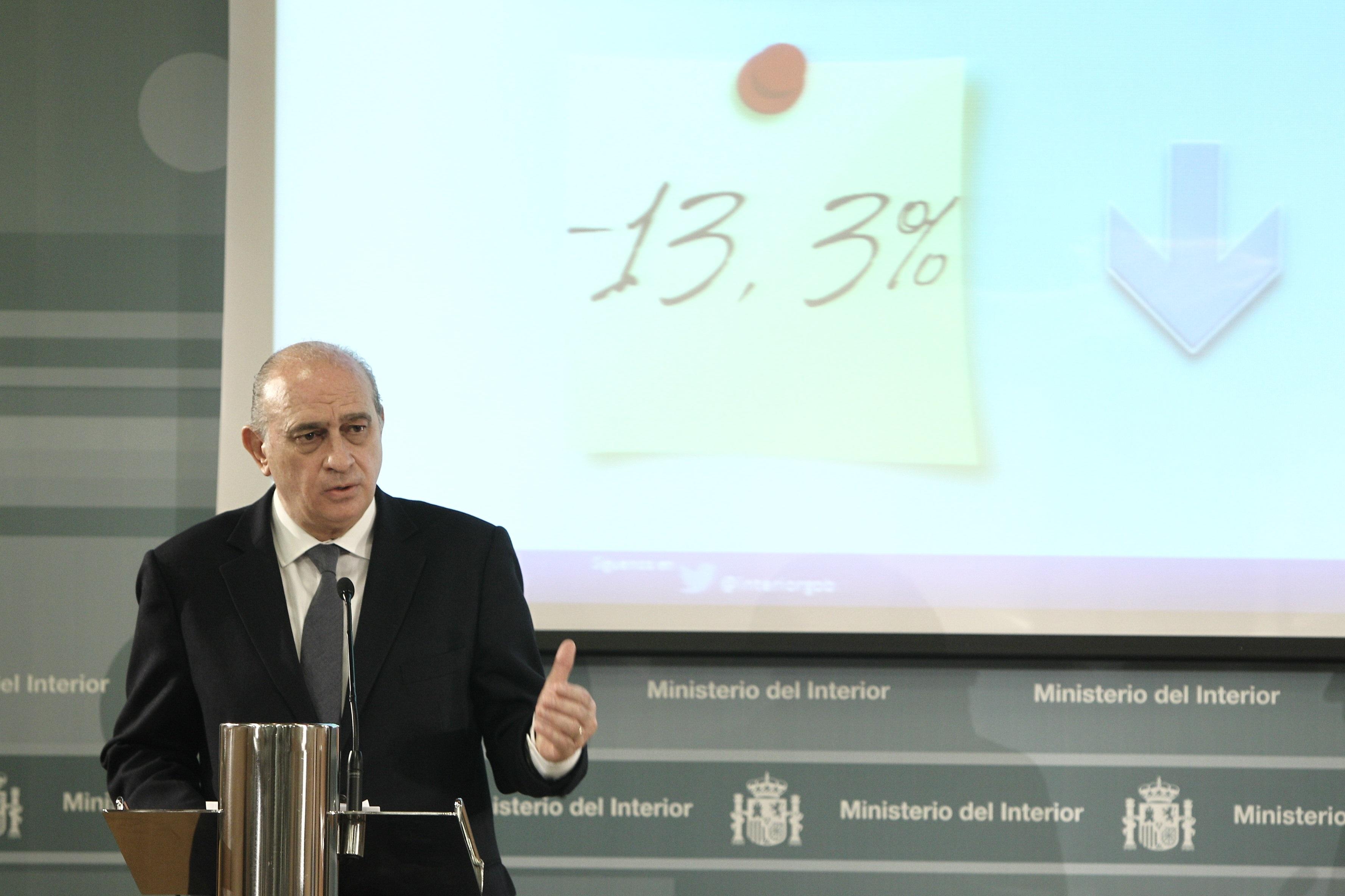 Fernández Díaz resta importancia a las diferencias internas en el PP: «Yo no sé si es marejada o marejadilla»