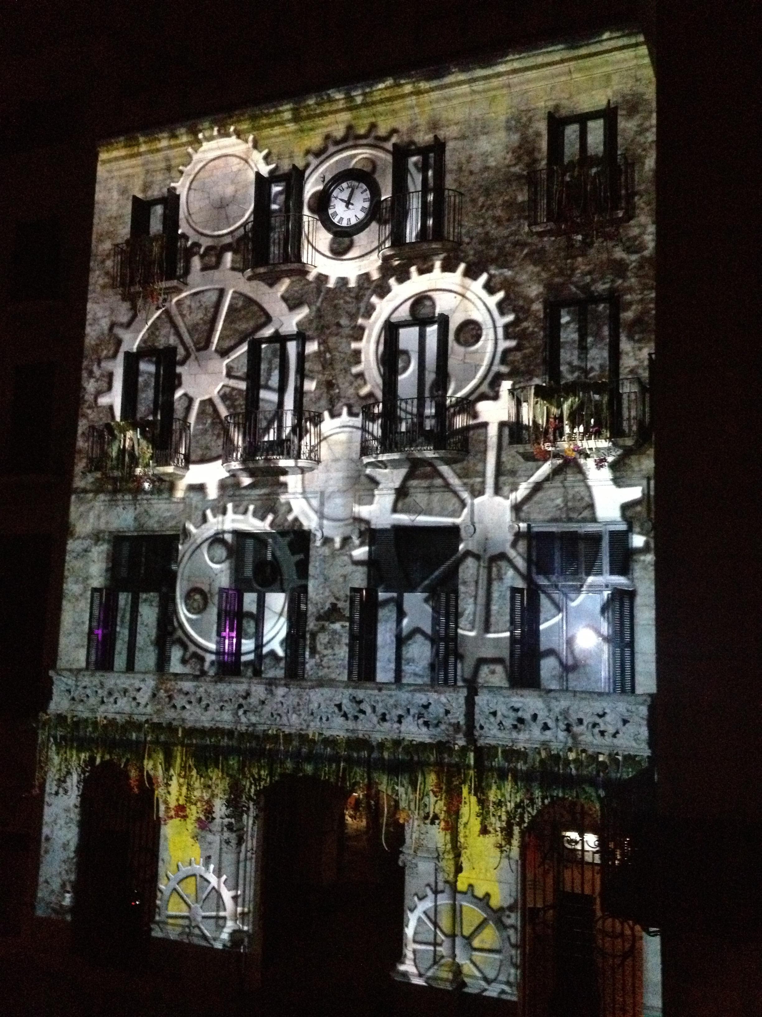 Girona celebrará este verano el primer Festival Internacional de Mappings