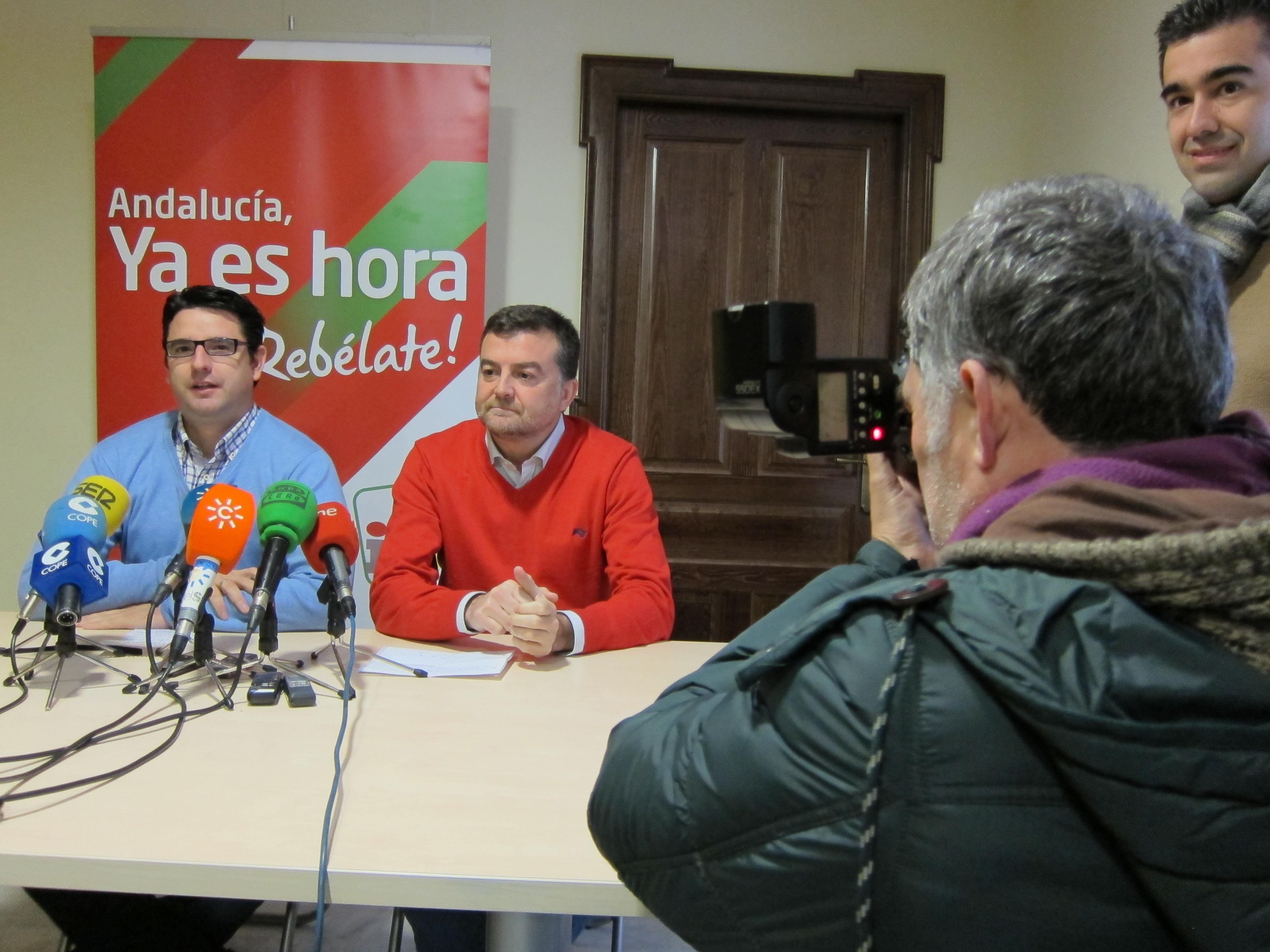 IU recupera la lucha de Julio Anguita de los 80 por «la Córdoba no nuclear» ante la ampliación del Cabril