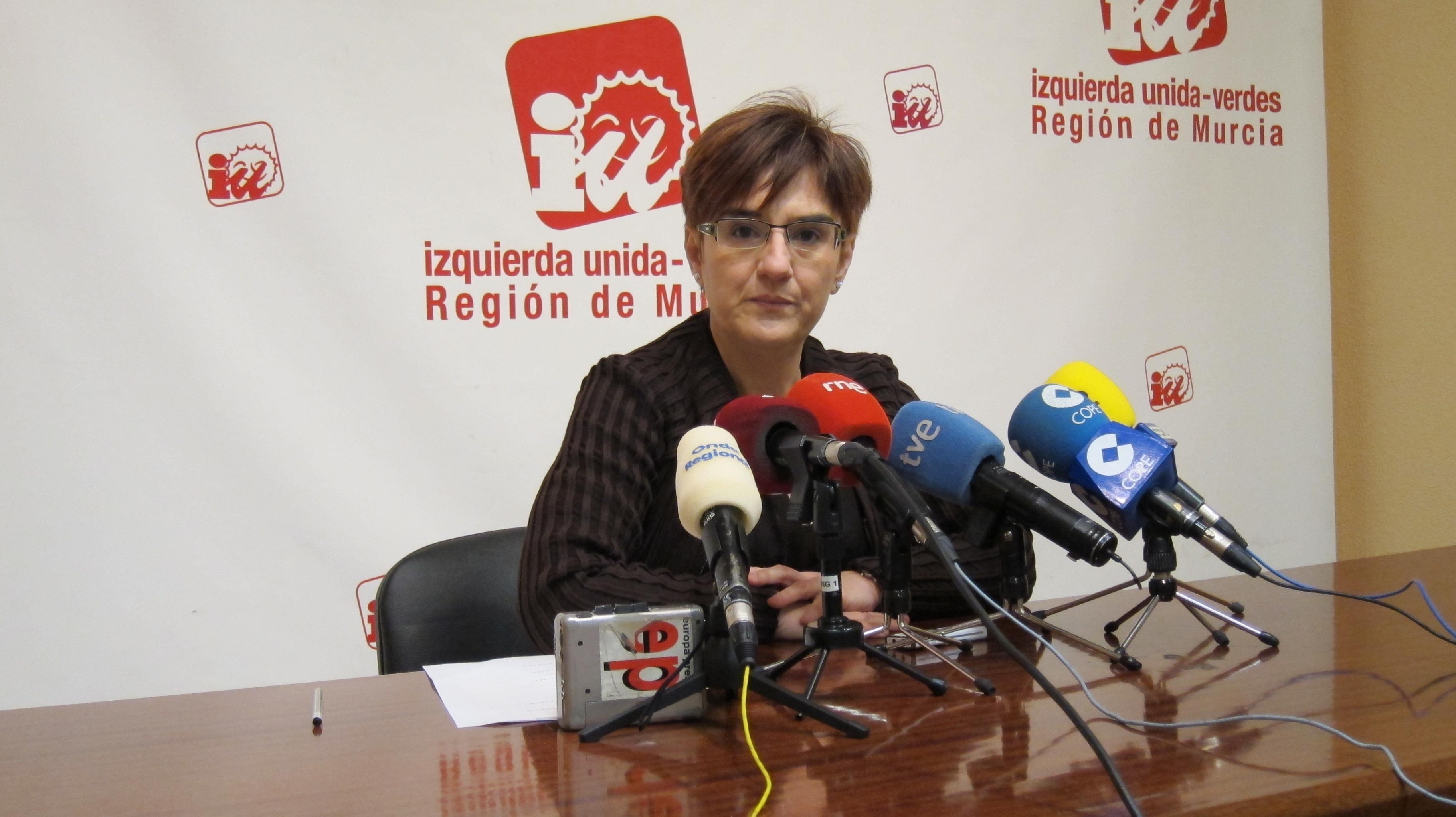 IU-Verdes considera «poco creíbles» las declaraciones de Cámara tras su reunión con Catalá