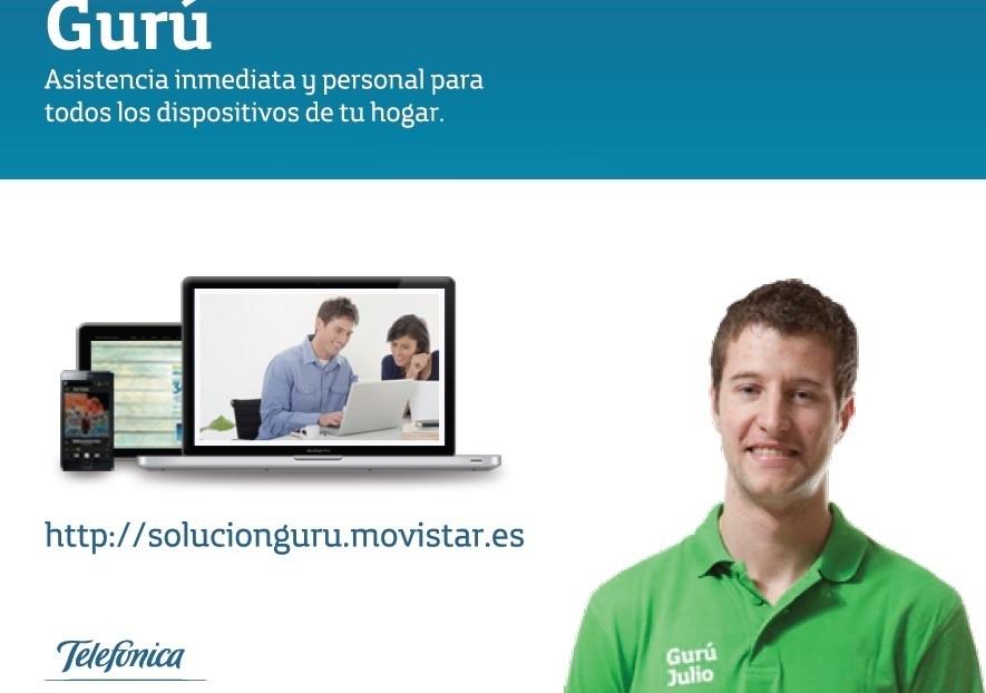 Movistar lanza un servicio de asistencia técnica «digital» con control remoto de incidencias