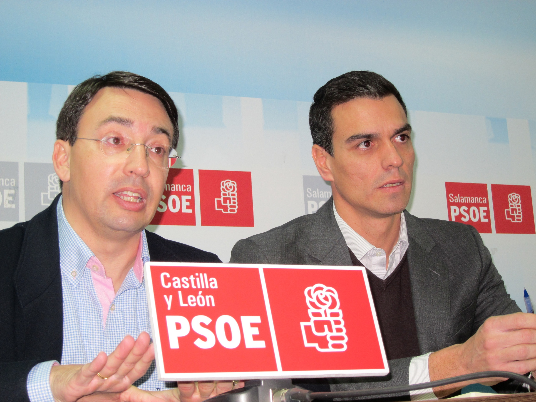Pablos (PSOE) cree que la operación con Unicaja es «la mejor solución» para el Banco Ceiss
