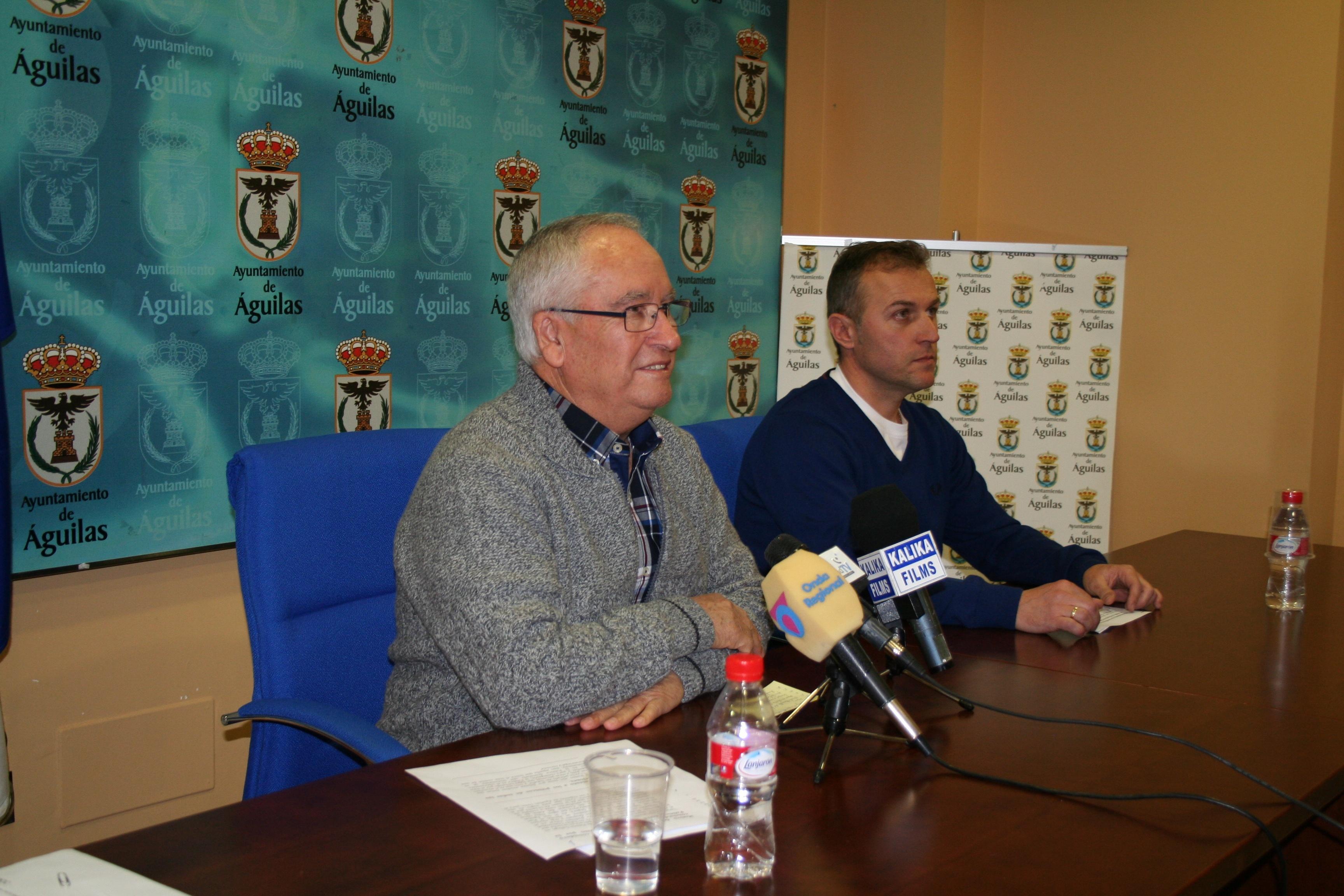 Presidente Movimiento Aguileño Socialdemócrata renuncia a cargo de concejal en Águilas porque su objetivo está concluido