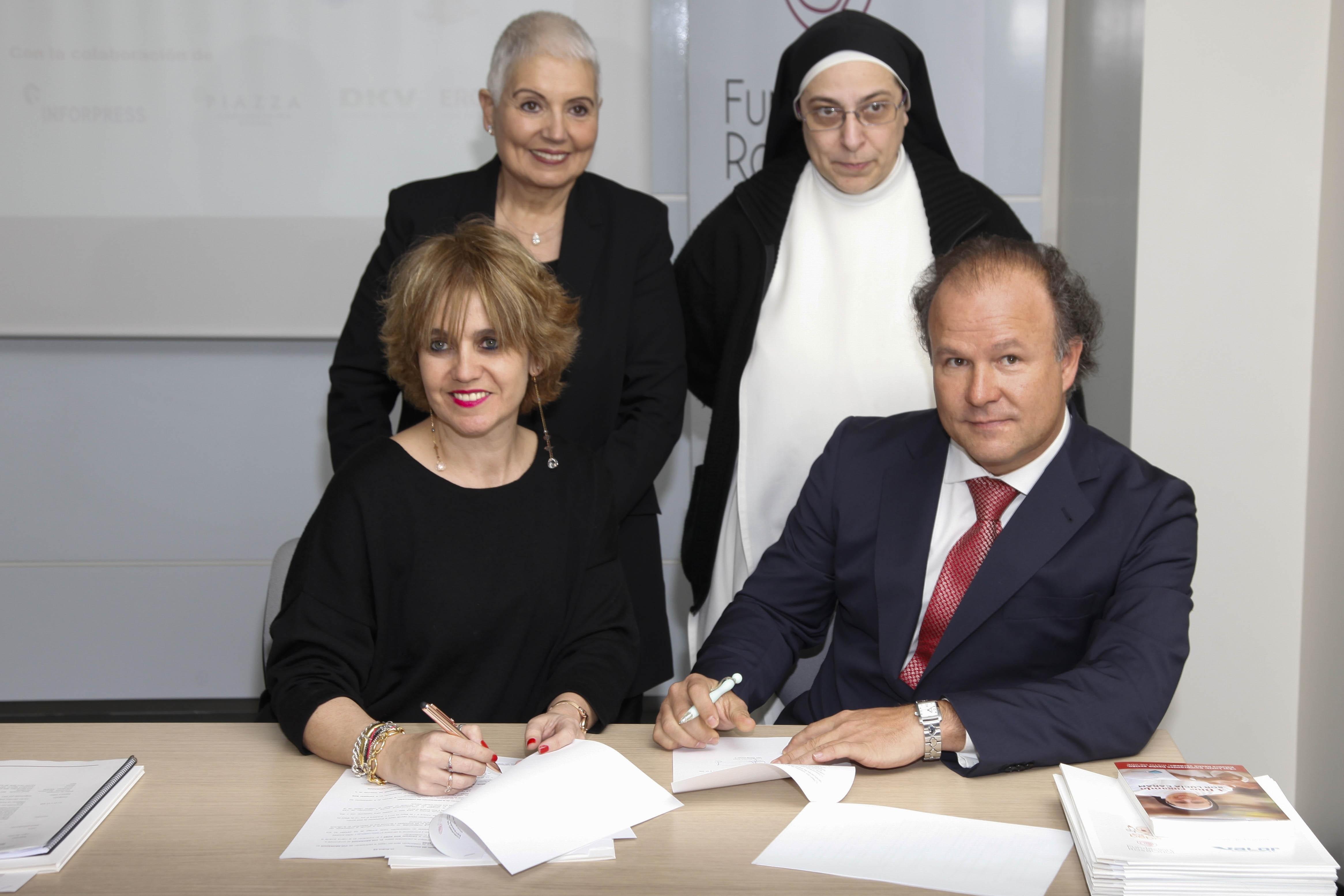 Valor Brands colaborará con la Fundación Rosa Oriol para ayudar a familias en riesgo de exclusión social