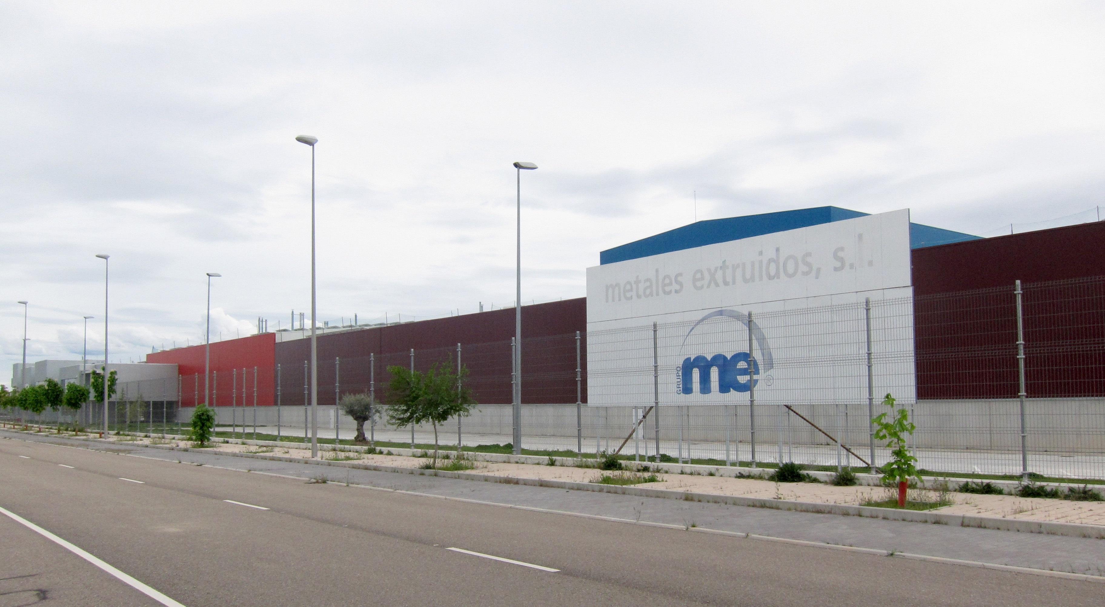 La administración concursal propone la venta de Metales Extruidos a una empresa mexicana