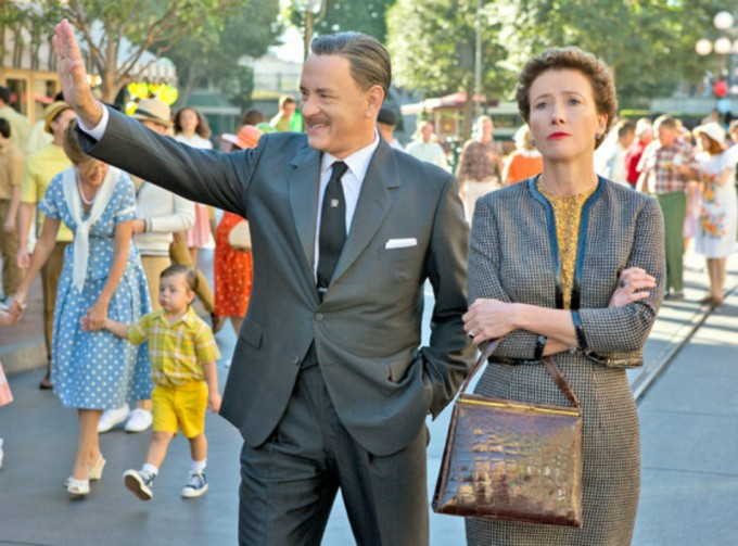 Walt Disney, en busca de »Mary Poppins»