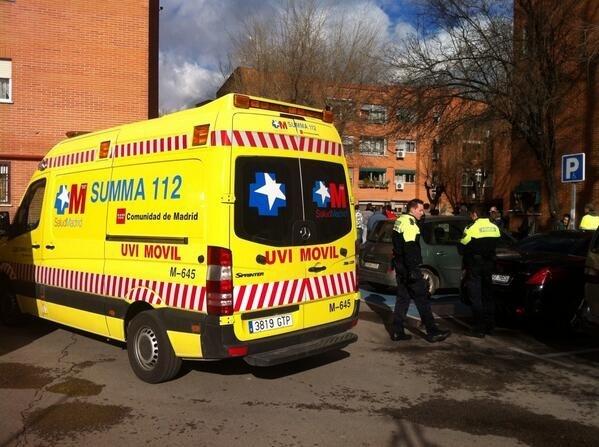 El padre de la niña fallecida tras caerle un columpio en Rivas (Madrid) dice que la menor esperaba a entrar al colegio
