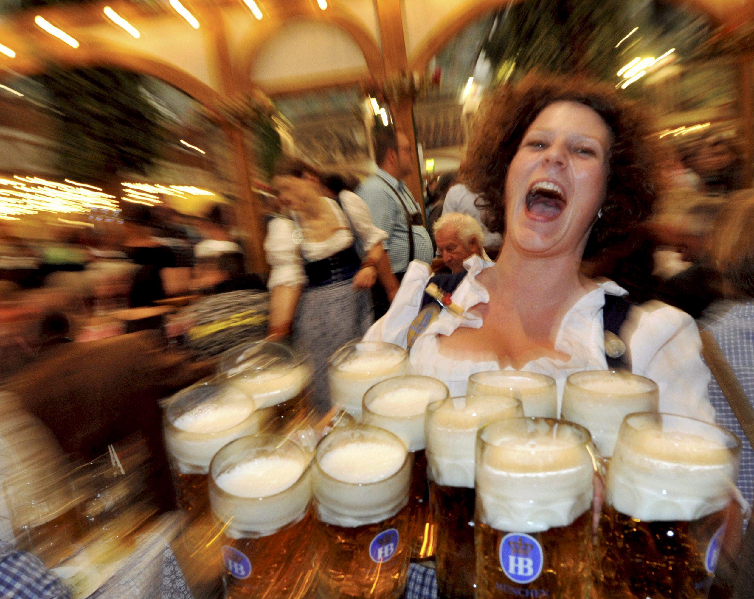 Alemania registra su nivel más bajo en venta de cerveza desde la reunificación