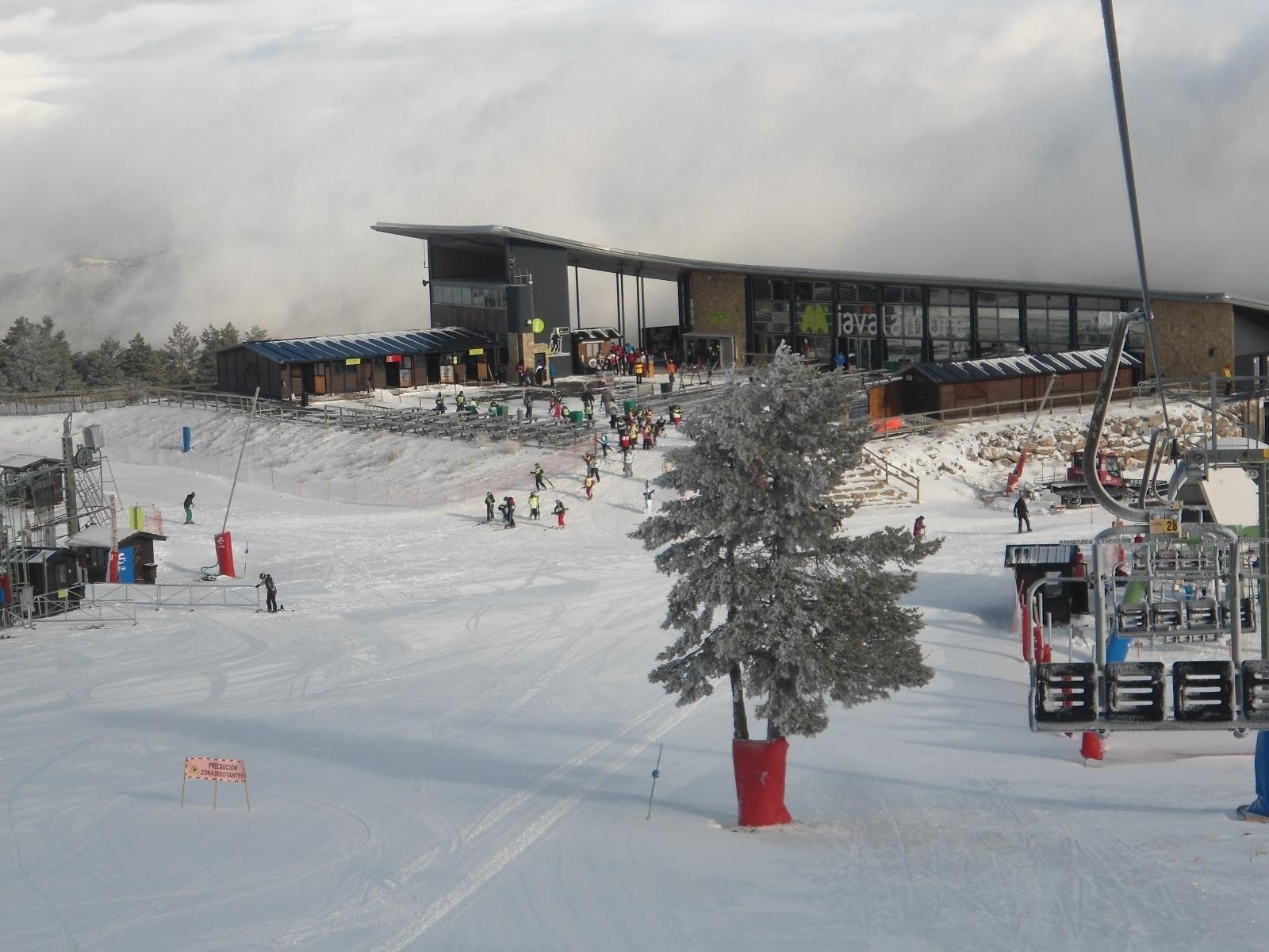 Aramón presenta 253 kilómetros esquiables este fin de semana