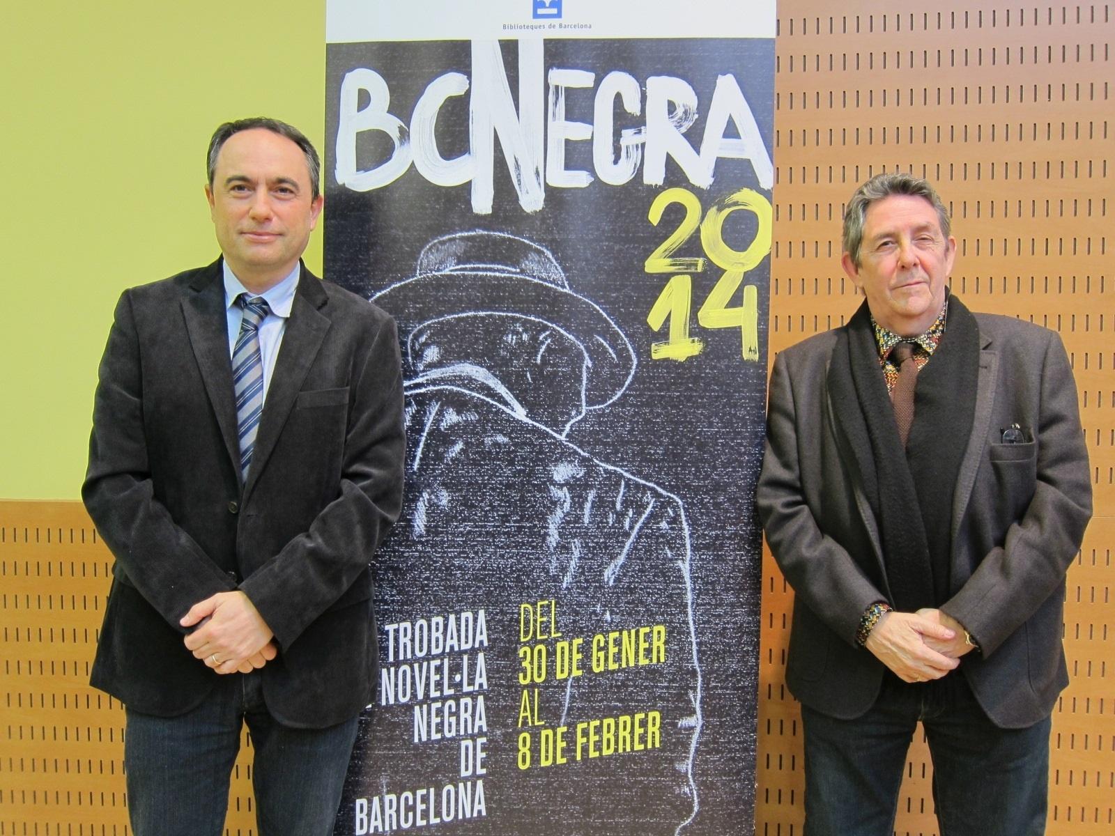 La BCNegra 2014 arranca este jueves protagonizada por Andrea Camilleri y con tres días más