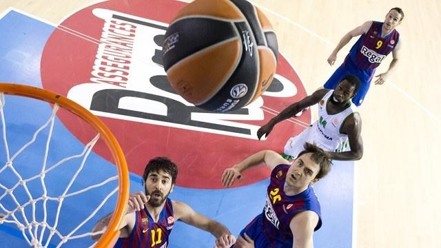 El Barça busca seguir invicto en la Euroliga ante el Panathinaikos