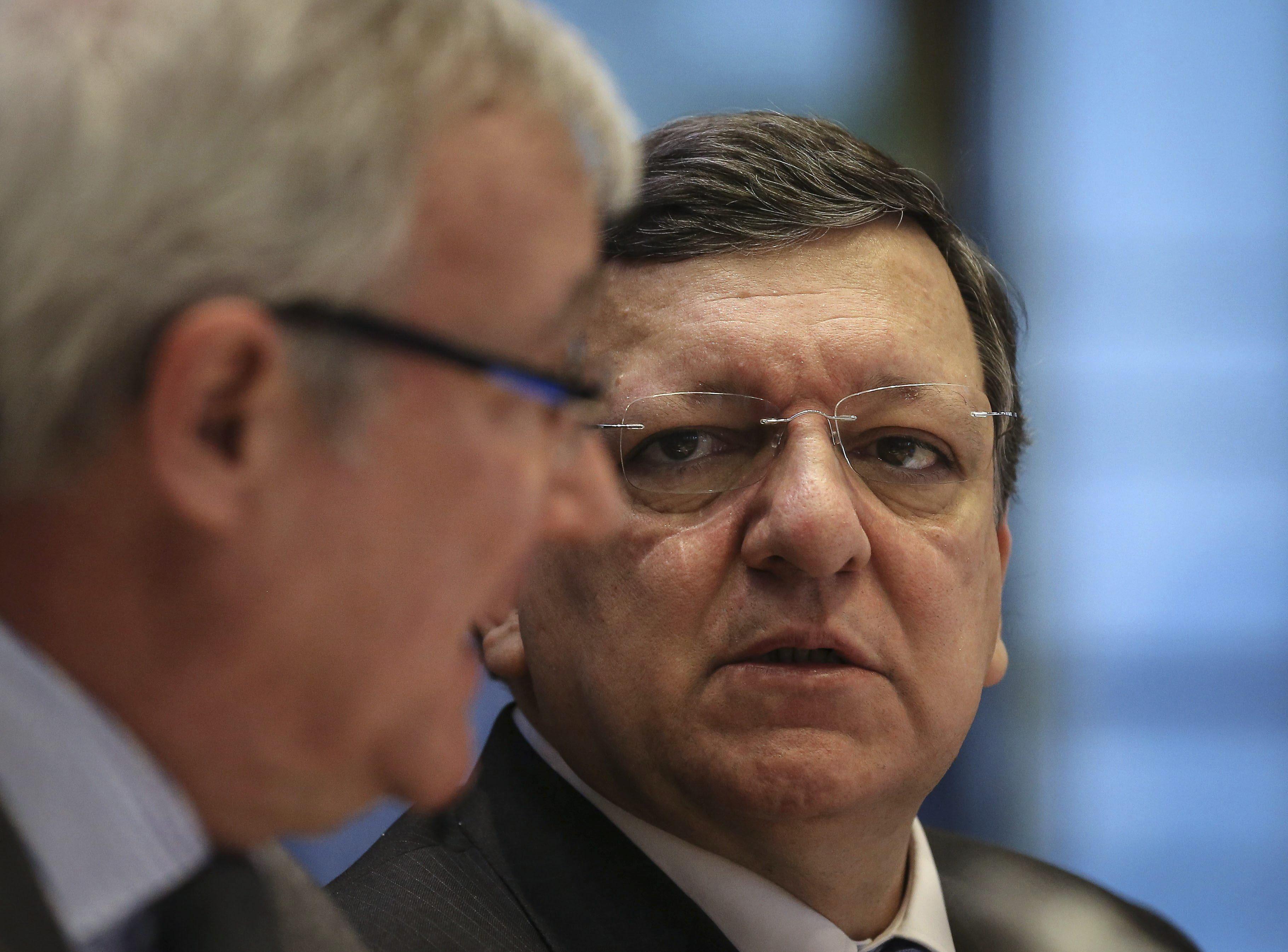 Barroso dice que UE mantendrá su implicación política para el acuerdo en Ucrania