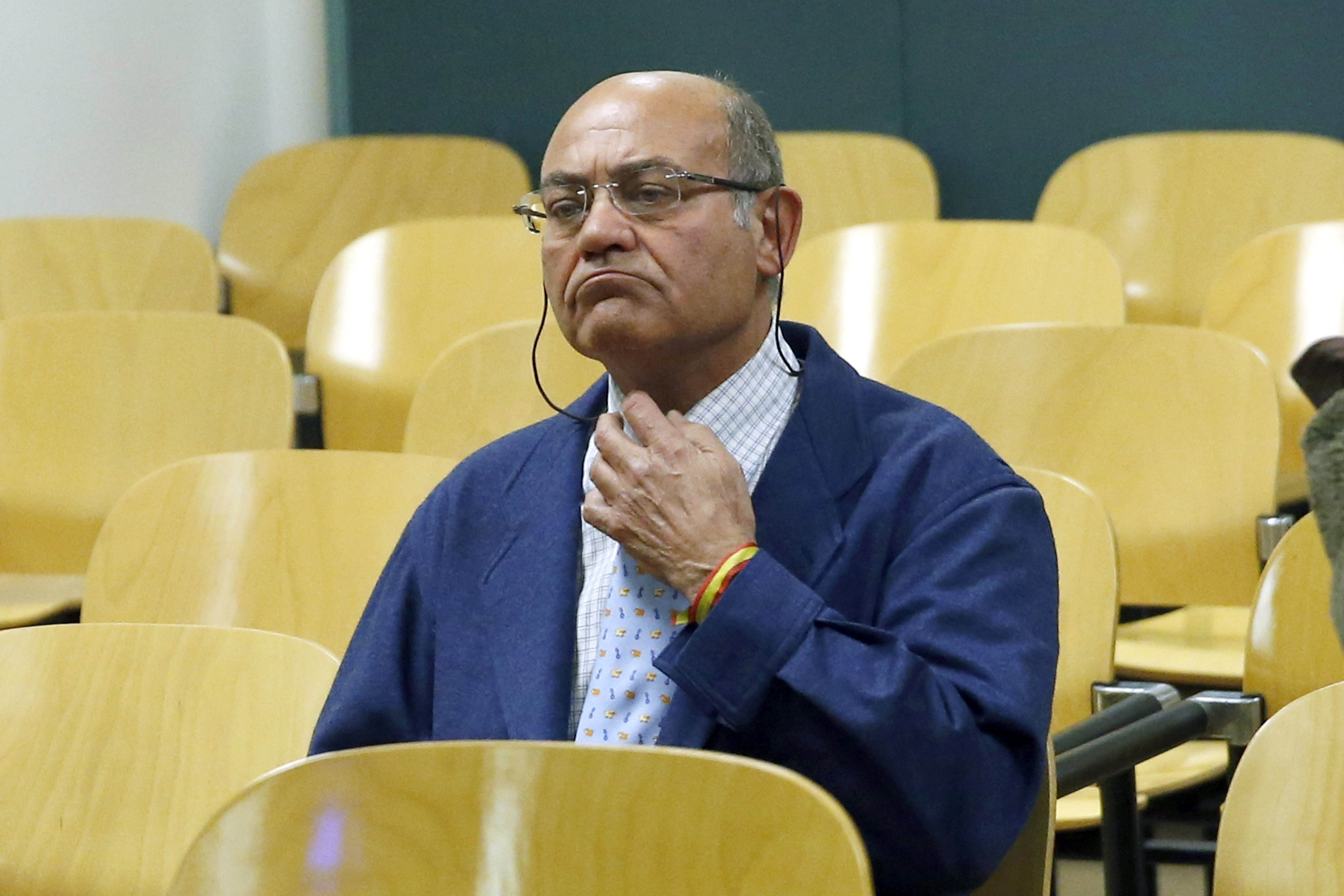 Díaz Ferrán pide a la Audiencia su absolución del delito de fraude fiscal