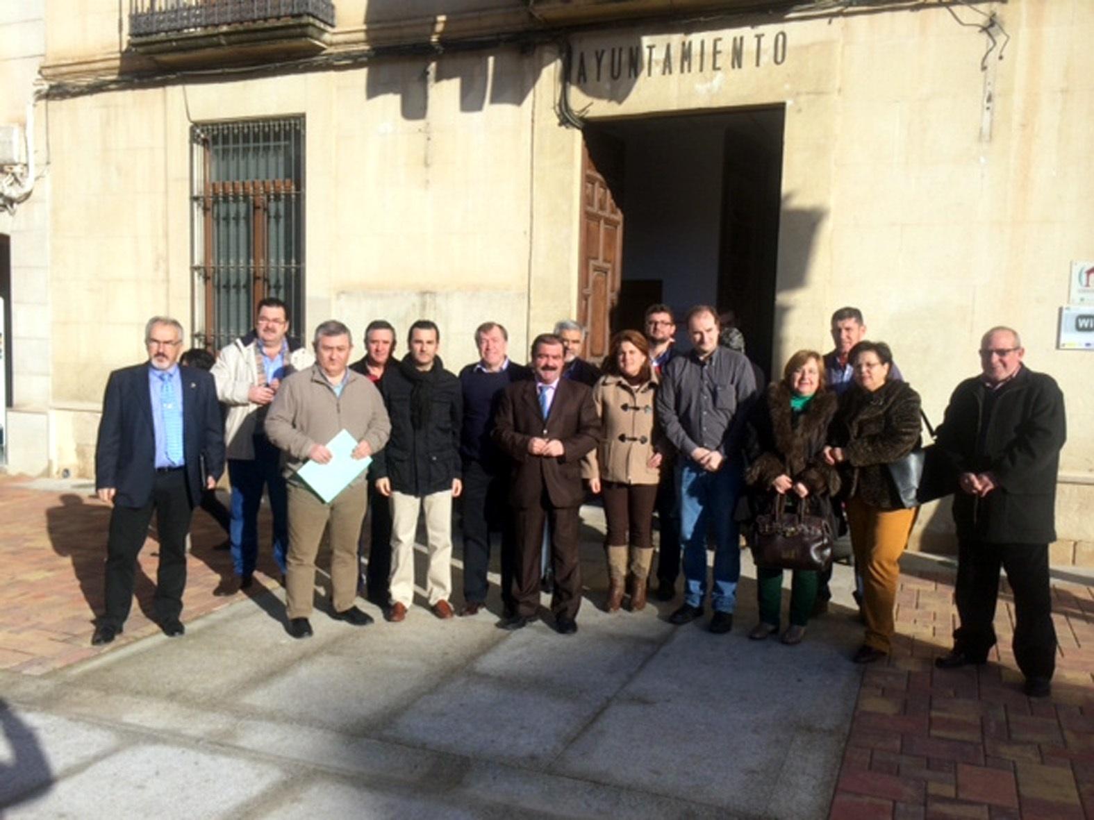 Diputación impulsa la implantación de una normativa urbanística homogénea en Las Villas y la Sierra de Segura