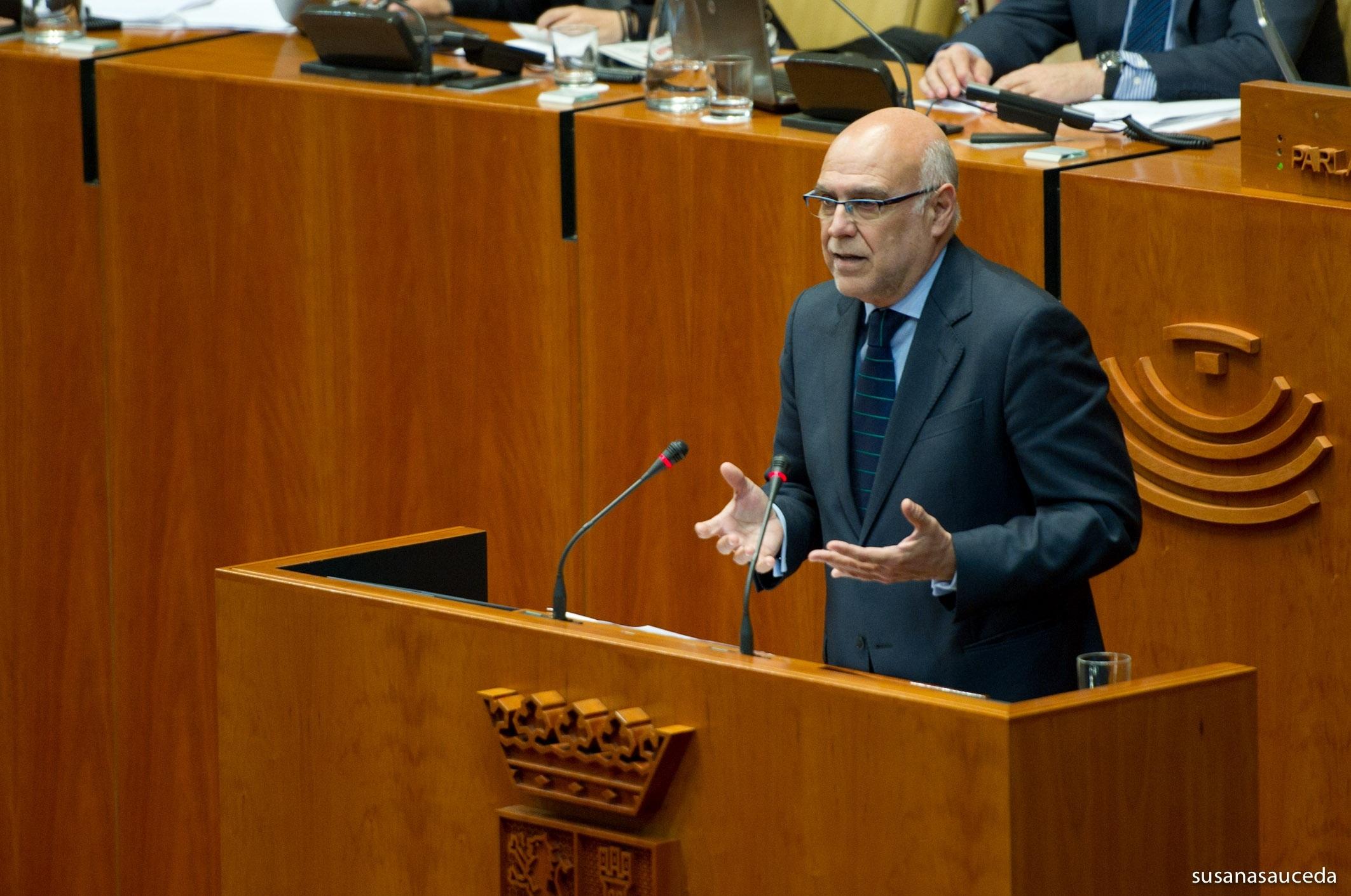 Echávarri destaca que Extremadura ha conseguido «acuerdos muy importantes» en la «difícil negociación» del PAC