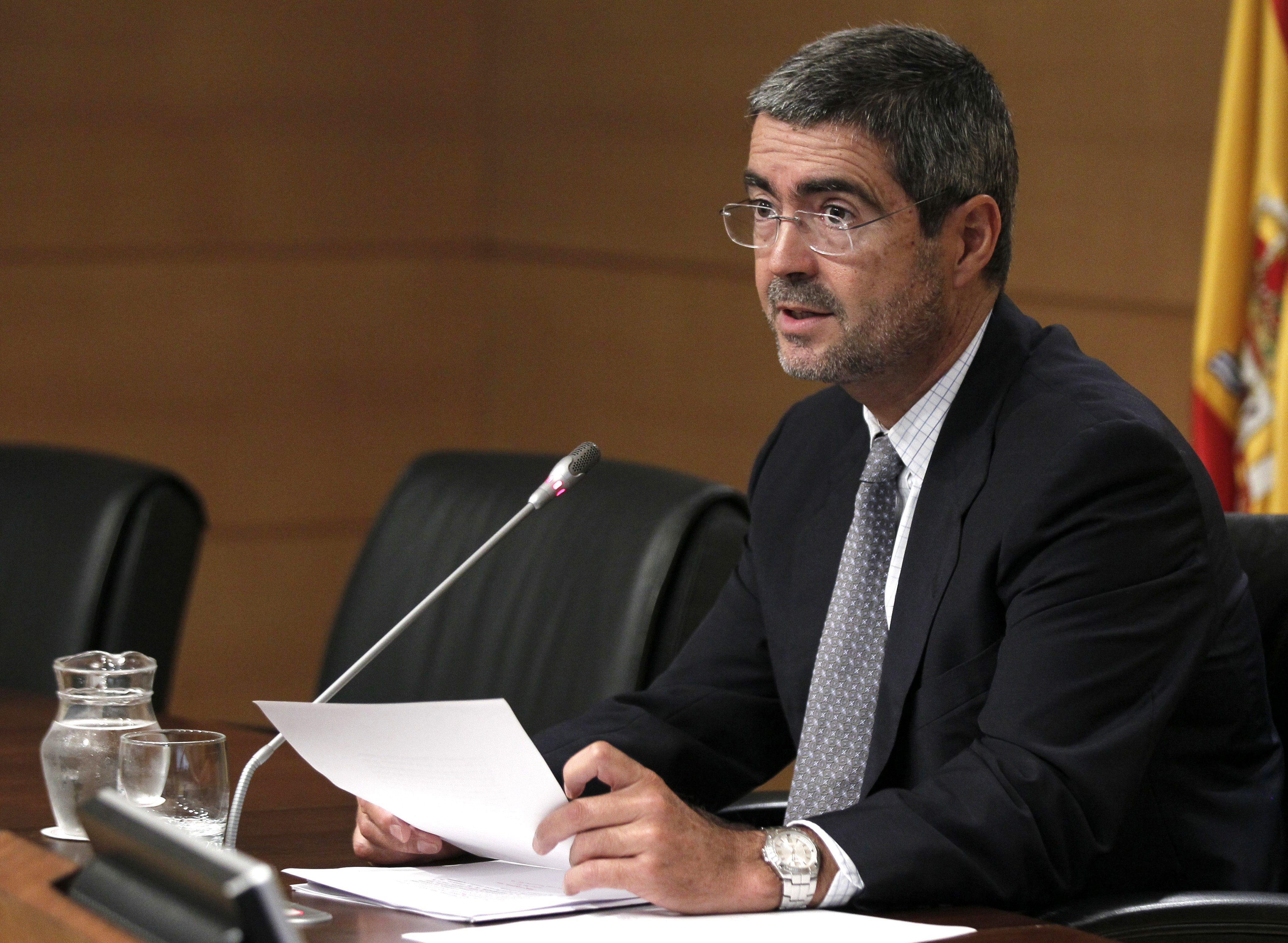 Fernando Jiménez Latorre opta al puesto de director ejecutivo del FMI