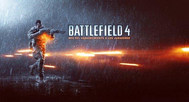 Febrero será el Mes del Agradecimiento a los Jugadores de Battlefield 4
