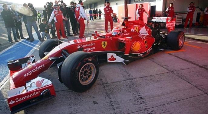 Éstas son las diferencias entre el Ferrari F138 y el F14t