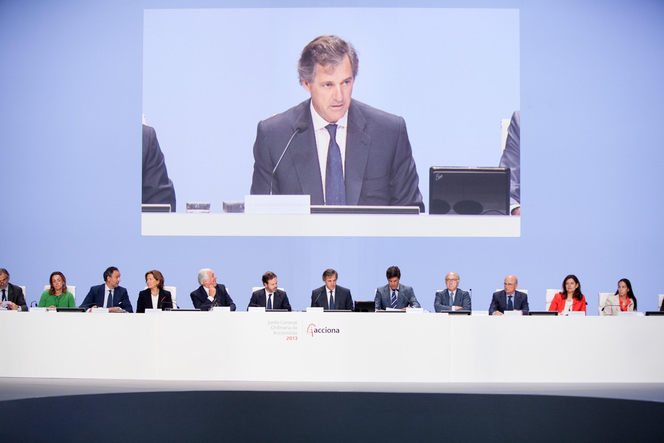 Fidelity declara una participación del 1% en Acciona valorada en unos 27 millones de euros