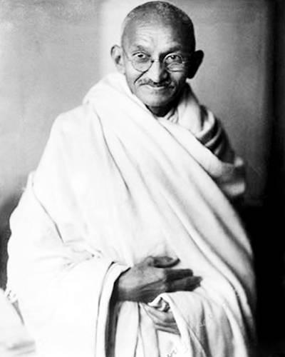 Los colegios recuerdan a Gandhi en el Día Escolar de la No Violencia