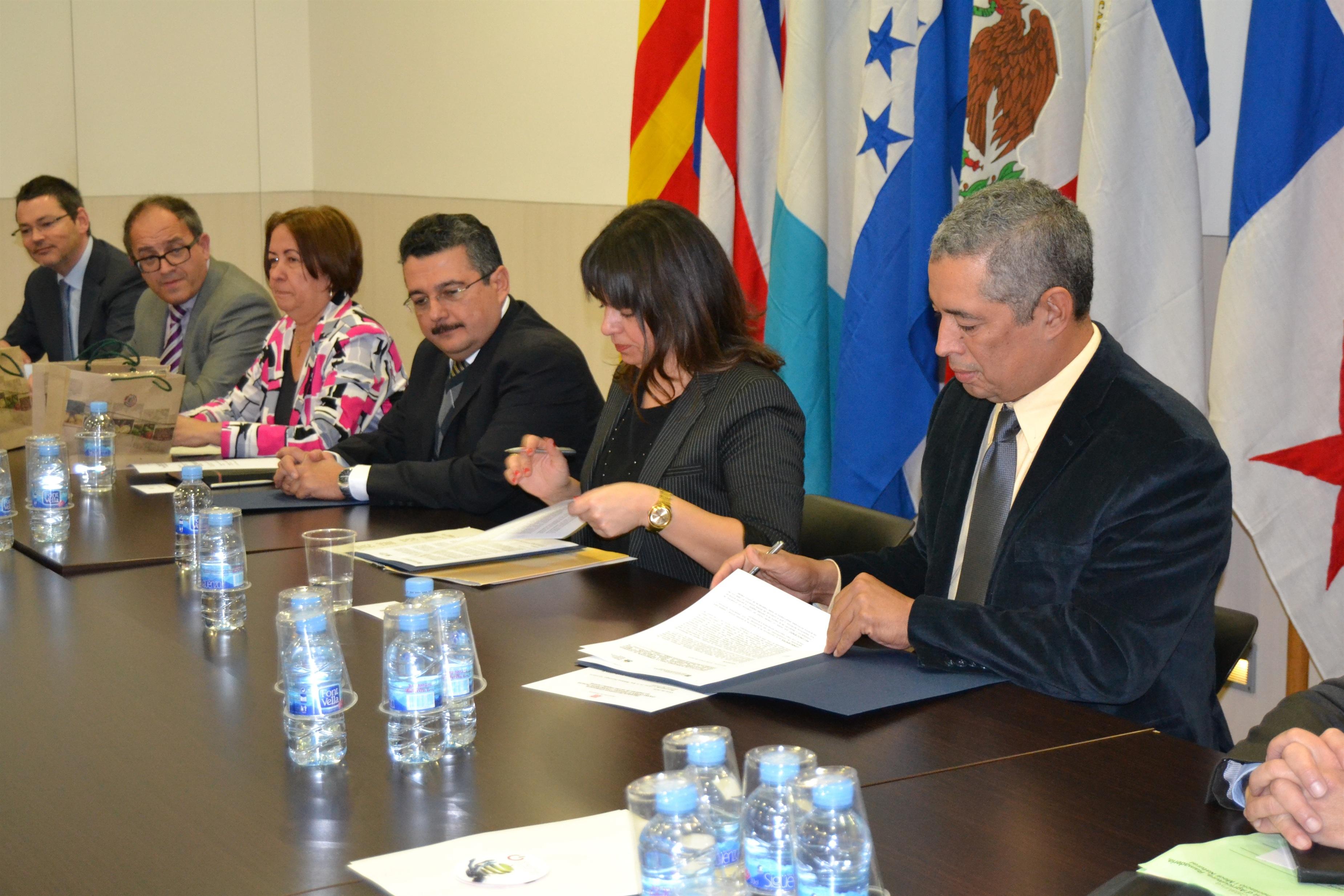 La Generalitat colaborará con el Organismo Internacional de Sanidad Agropecuaria