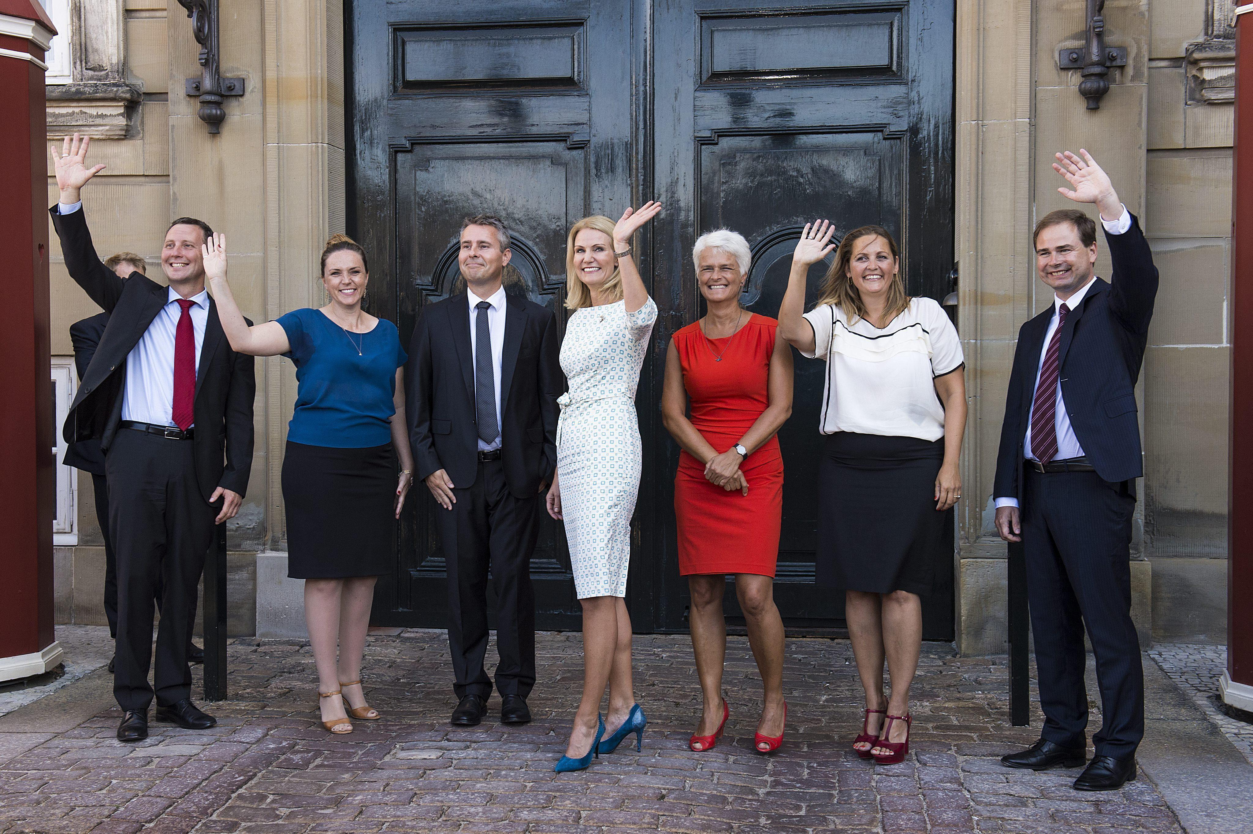 Un socio del Gobierno danés abandona la coalición por la venta de una empresa