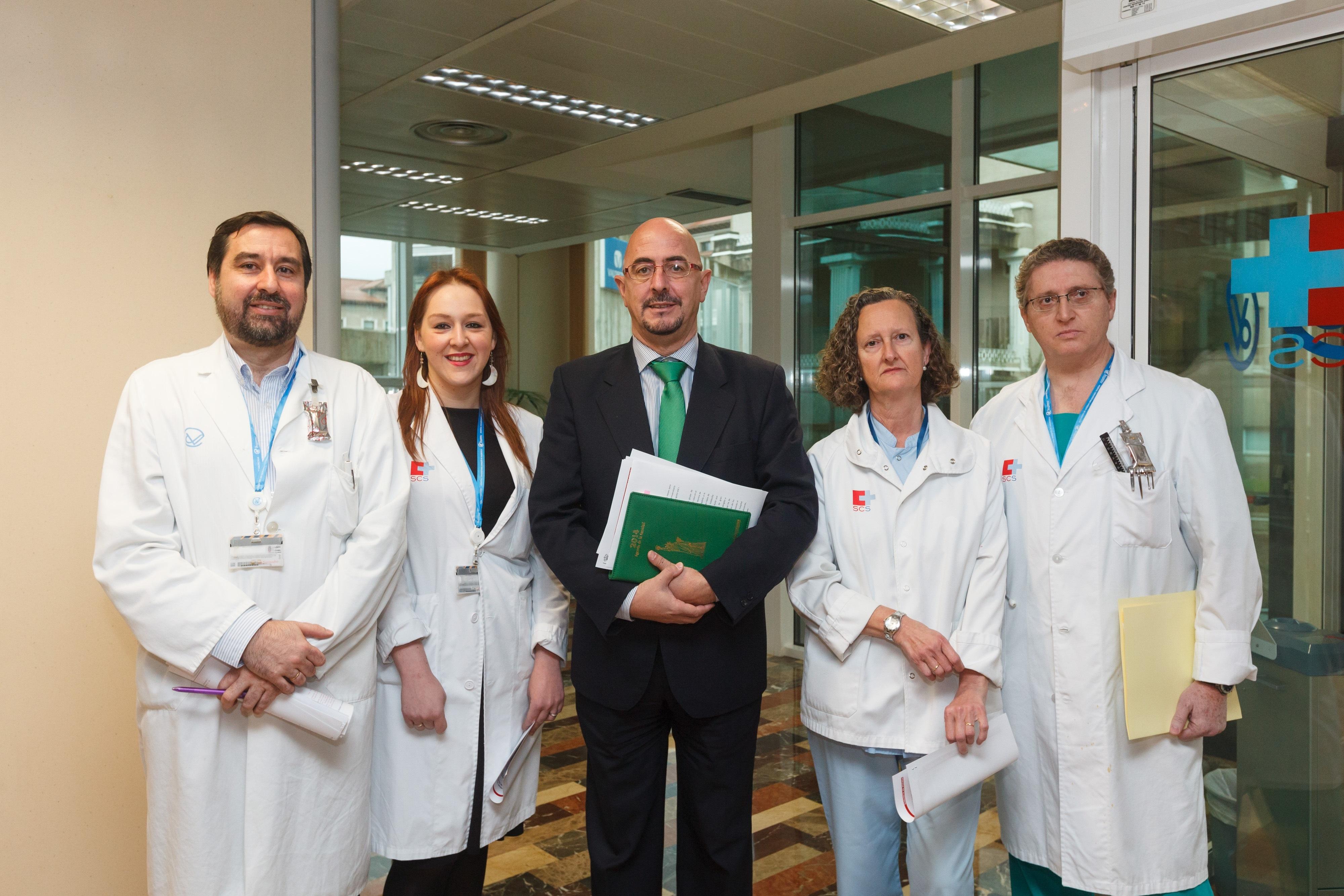 El Hospital Valdecilla, pionero en aplicar una técnica contra el cáncer de mama menos tóxica que la radioterapia