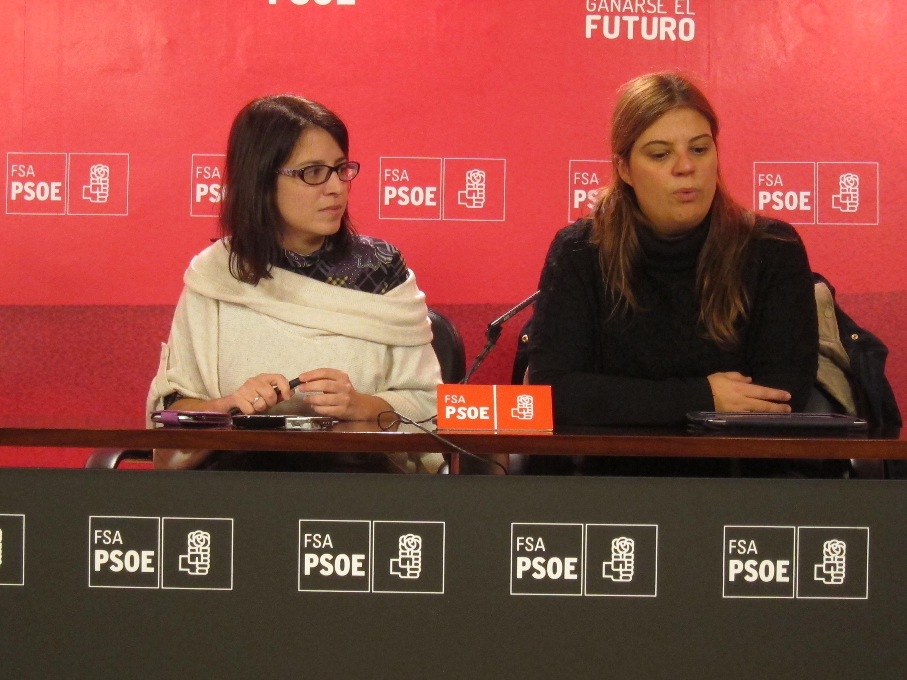 Lastra (PSOE) insta a Cascos a retirarse de la política por «estar a favor» de la reforma