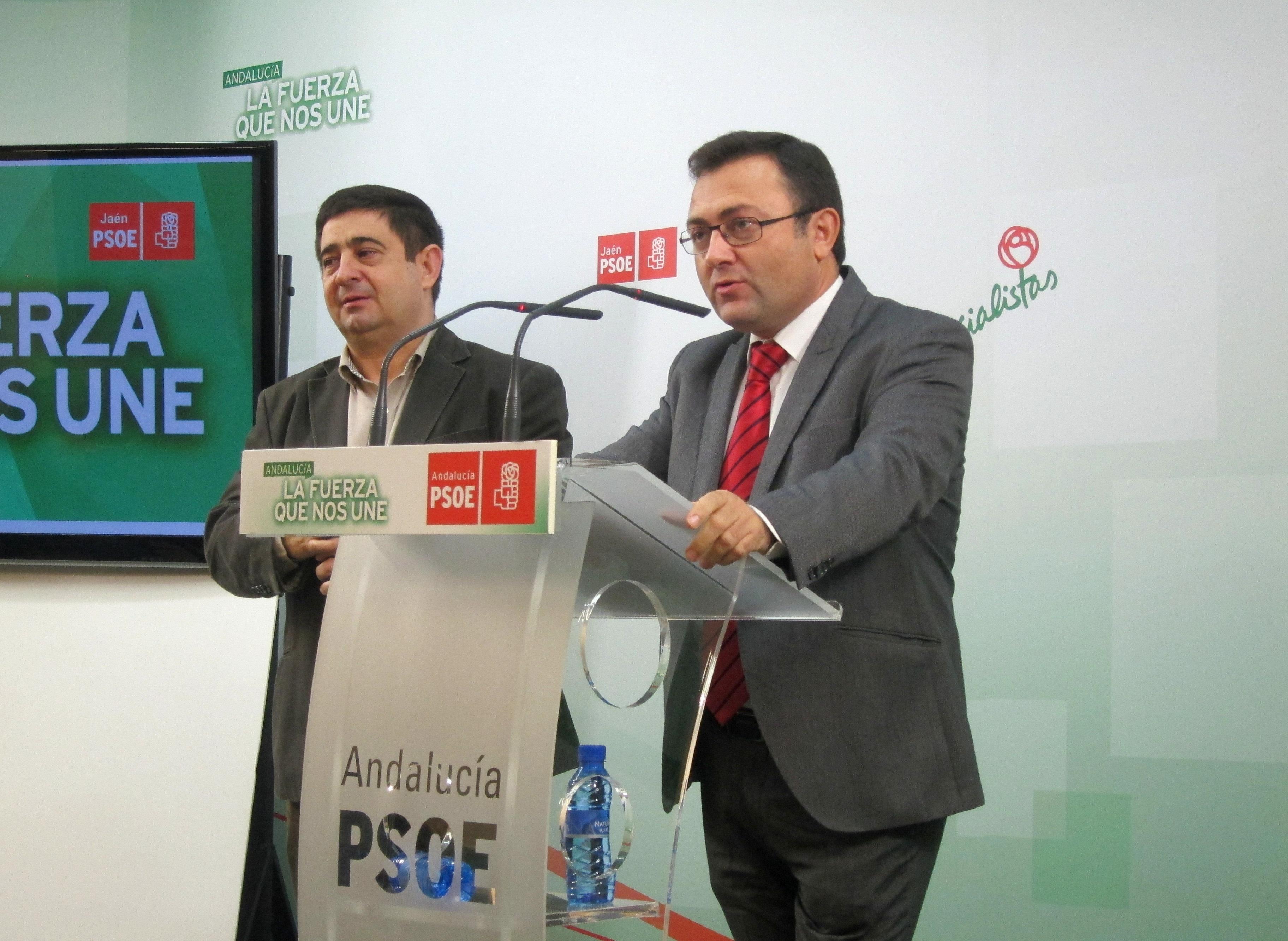 El PSOE-A no permanecerá «impasible» ante la nueva PAC que «discrimina» a Andalucía «porque avanza por su propio camino»