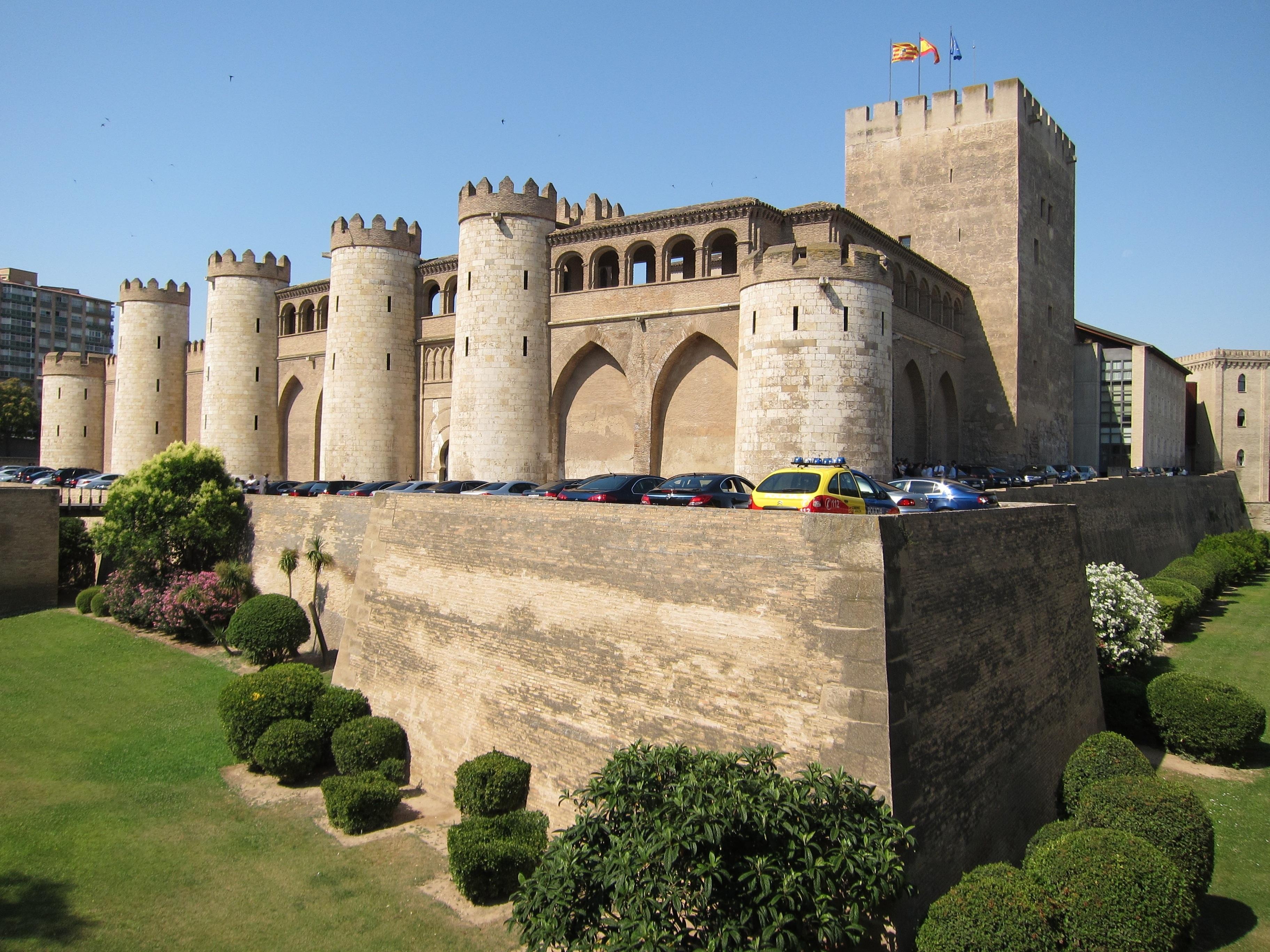 El Palacio de La Aljafería recibe a más de 191.000 turistas durante 2013