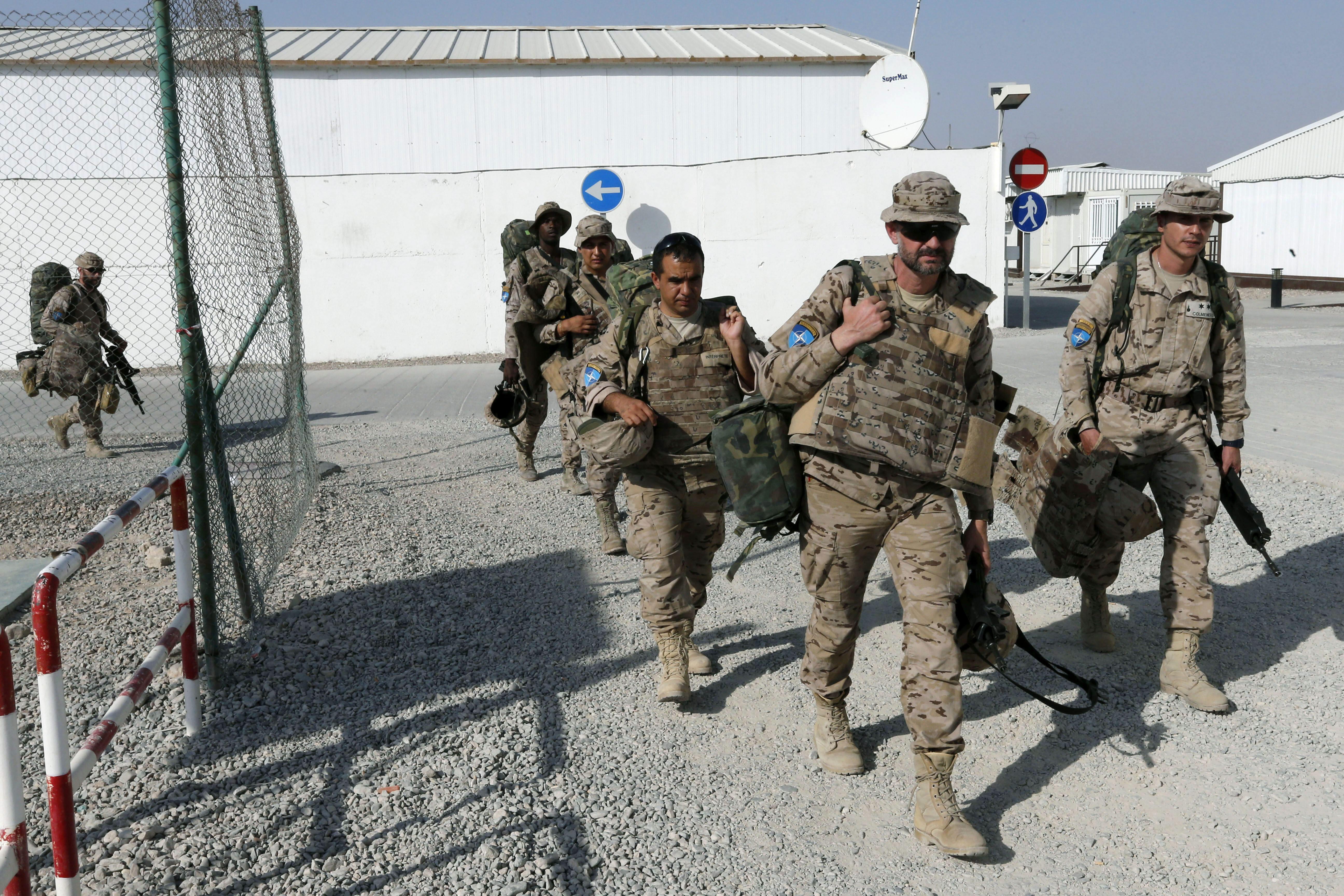 El Pentágono aún no ha pedido formalmente el aumento de la fuerza especial en España