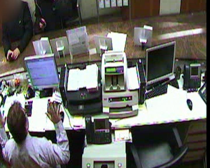 Prisión para dos ladrones por atracar seis sucursales bancarias