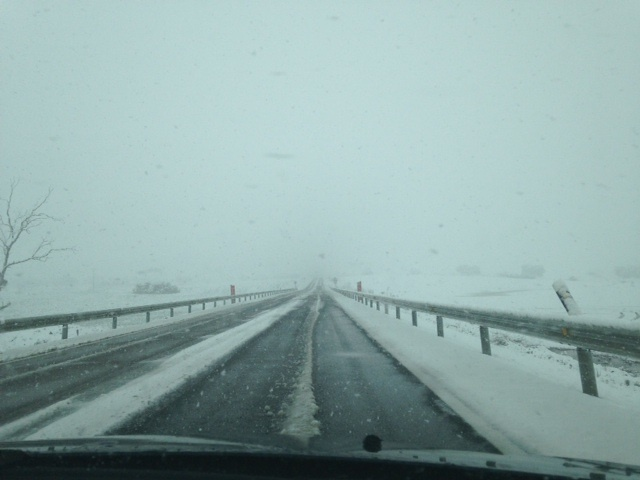 Protección Civil de CyL mantiene la previsión de nevadas hoy y mañana en Burgos, León, Palencia, Segovia y Soria
