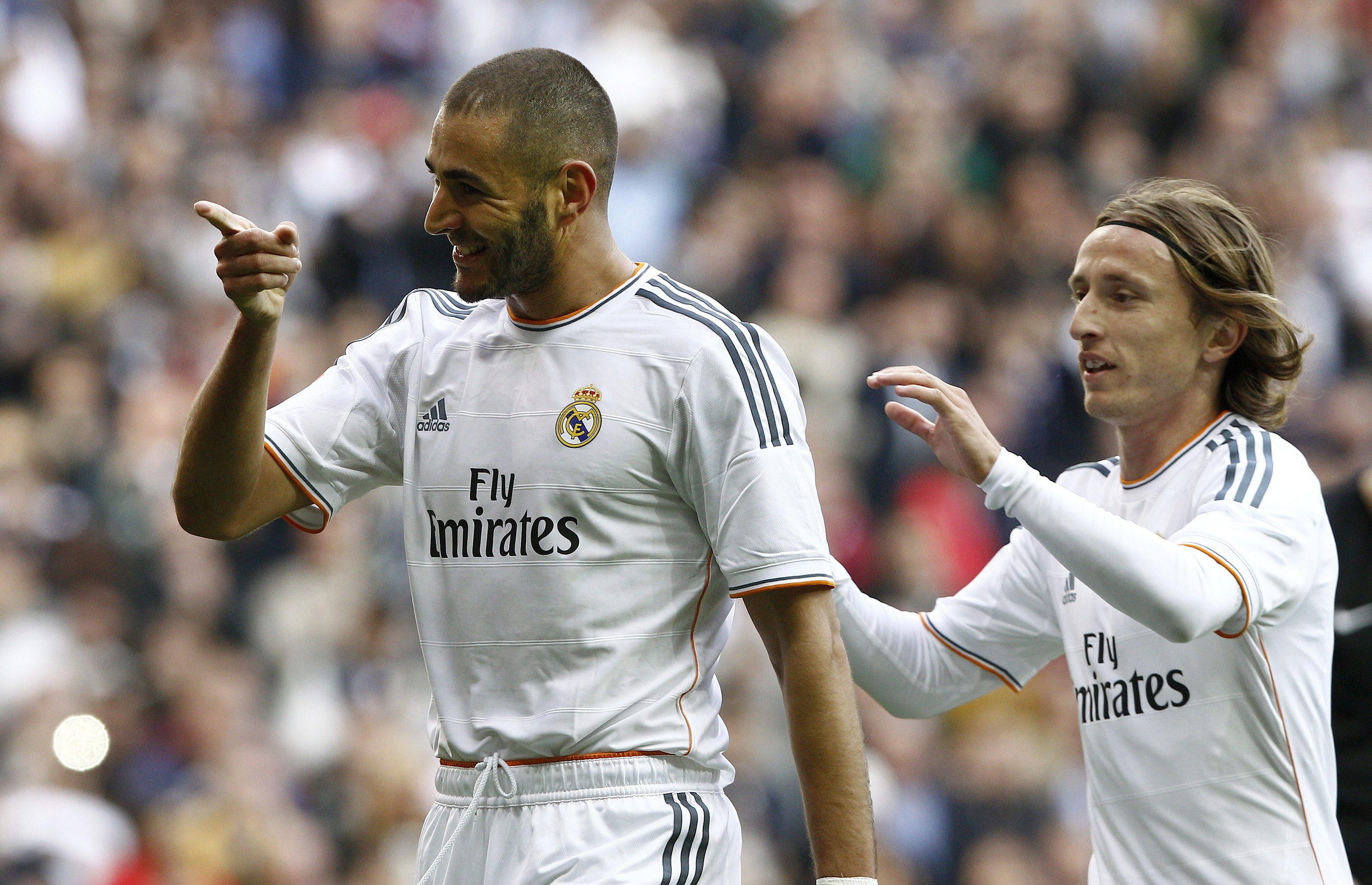 Benzema tiene el objetivo de superar su mejor marca goleadora: 32 goles