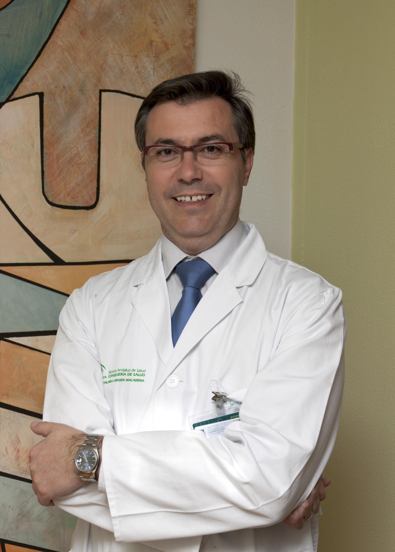 SAS nombra a Manuel González Suárez como nuevo gerente de los hospitales Virgen del Rocío-Virgen Macarena