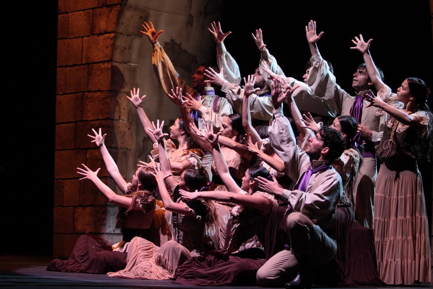 El ballet flamenco de Sara Baras llega a Sant Cugat y Terrassa con »La Pepa»
