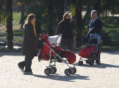 La Seguridad Social destinó 76 millones a prestaciones de maternidad y paternidad en 2013 en CyL