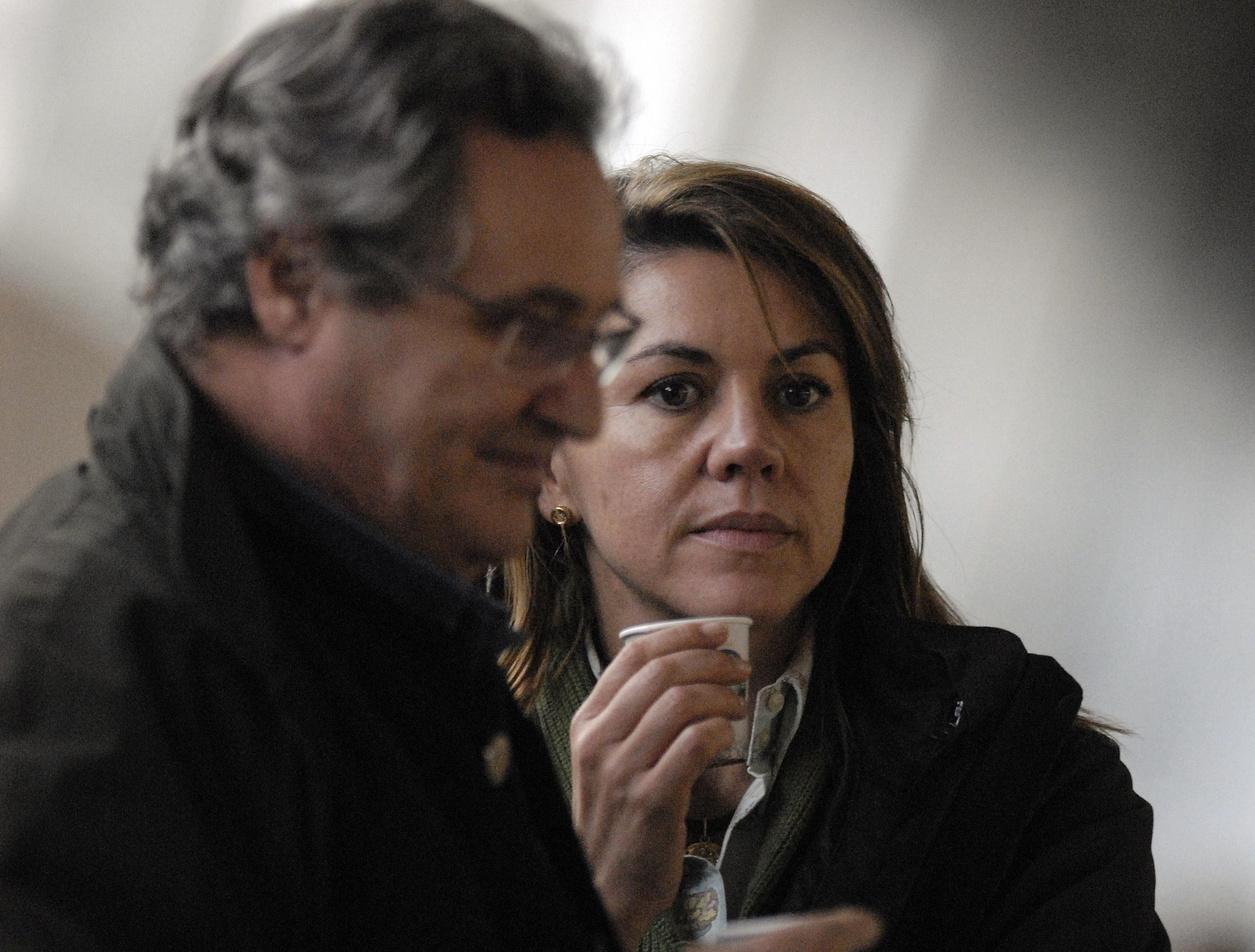 UPyD replica a Cospedal que con un buen sistema de incompatibilidades su marido no habría podido trabajar en Liberbank
