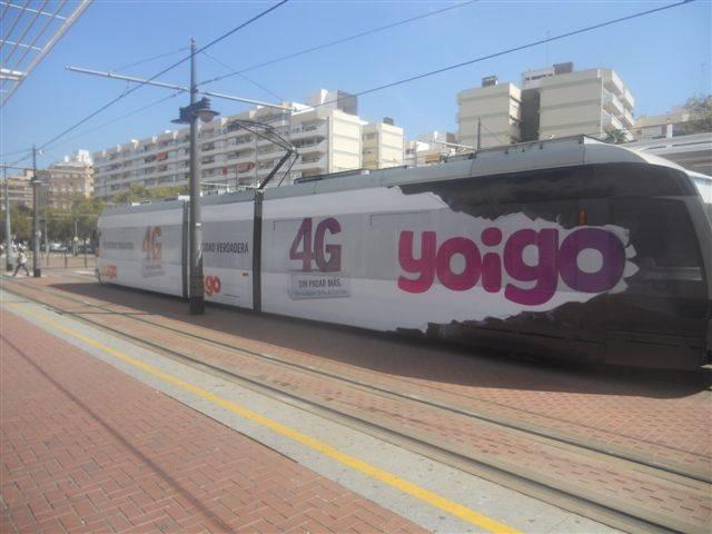 Yoigo incrementa un 14% sus ingresos en 2013 y roza los 3,9 millones de clientes